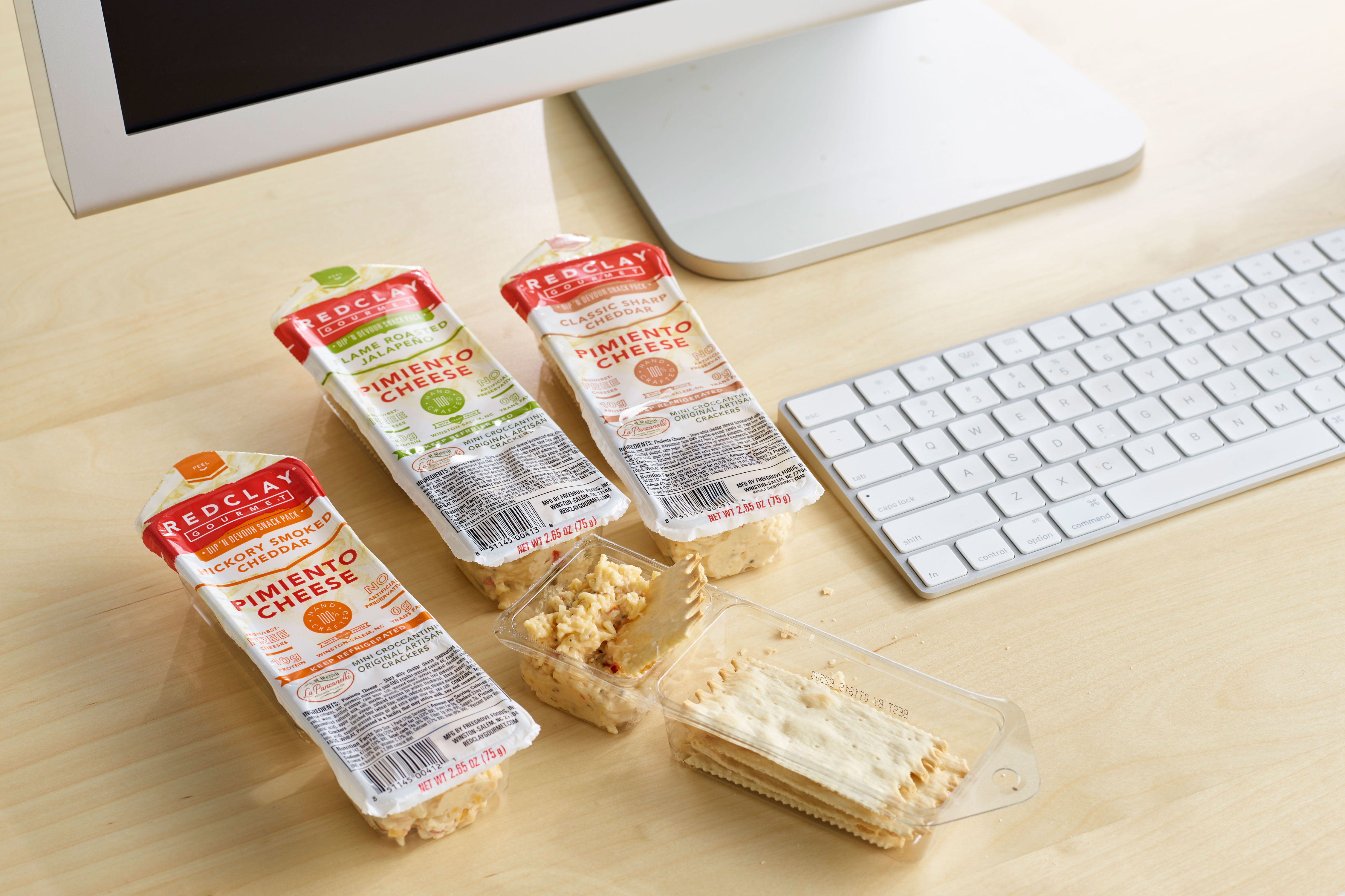 Why The Pimiento Cheese Snack Pack Is A Must-Have For Summer