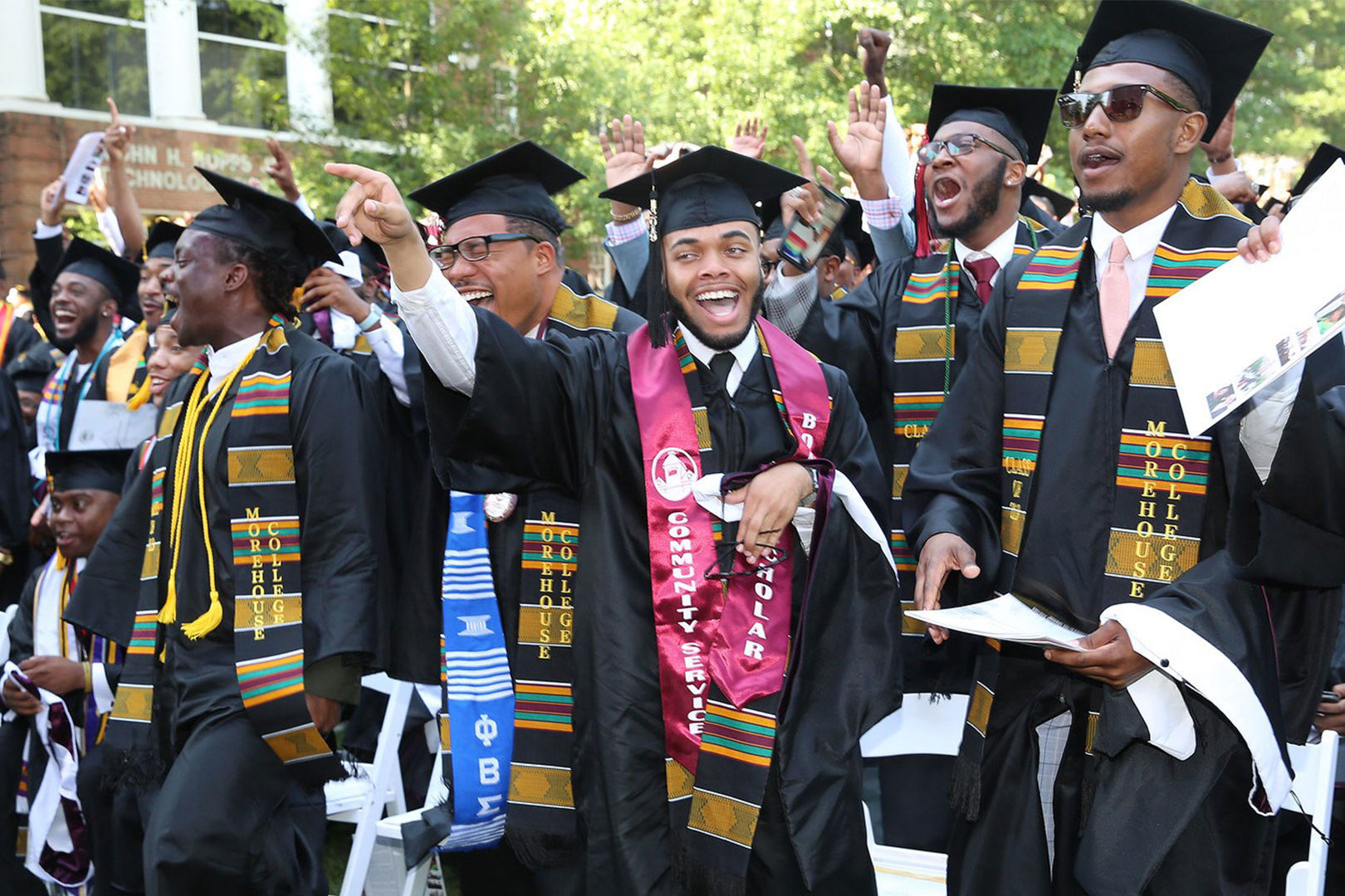 Morehouse College Grads Share Plans to Pay It Forward After Billionaire's Pledge to Pay Loan Debt