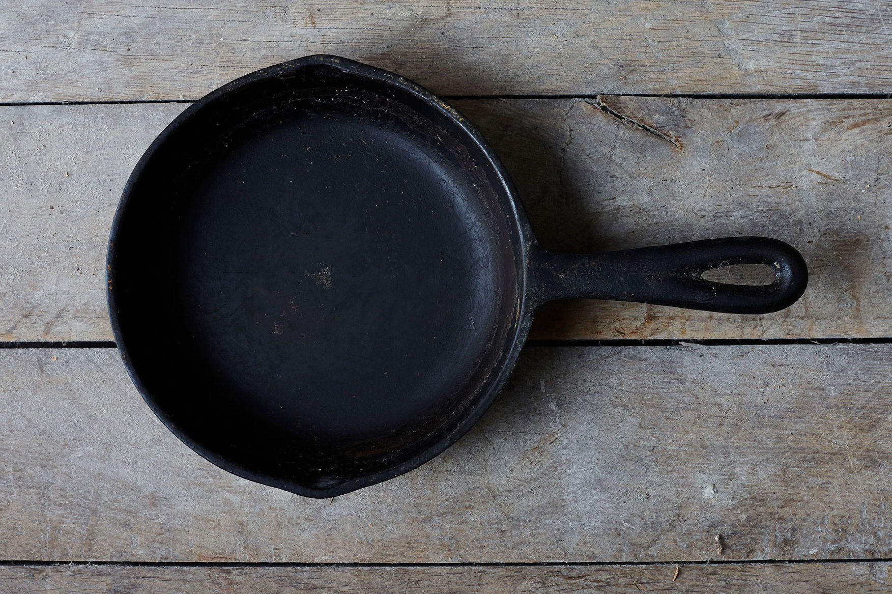 How To Care For A Cast-Iron Skillet