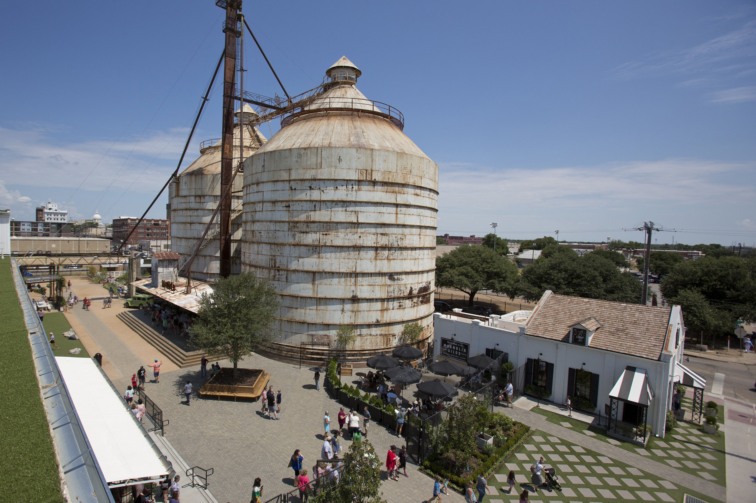Chip and Joanna's $10.4 Million Magnolia Market Expansion Includes Relocating a Historic Church
