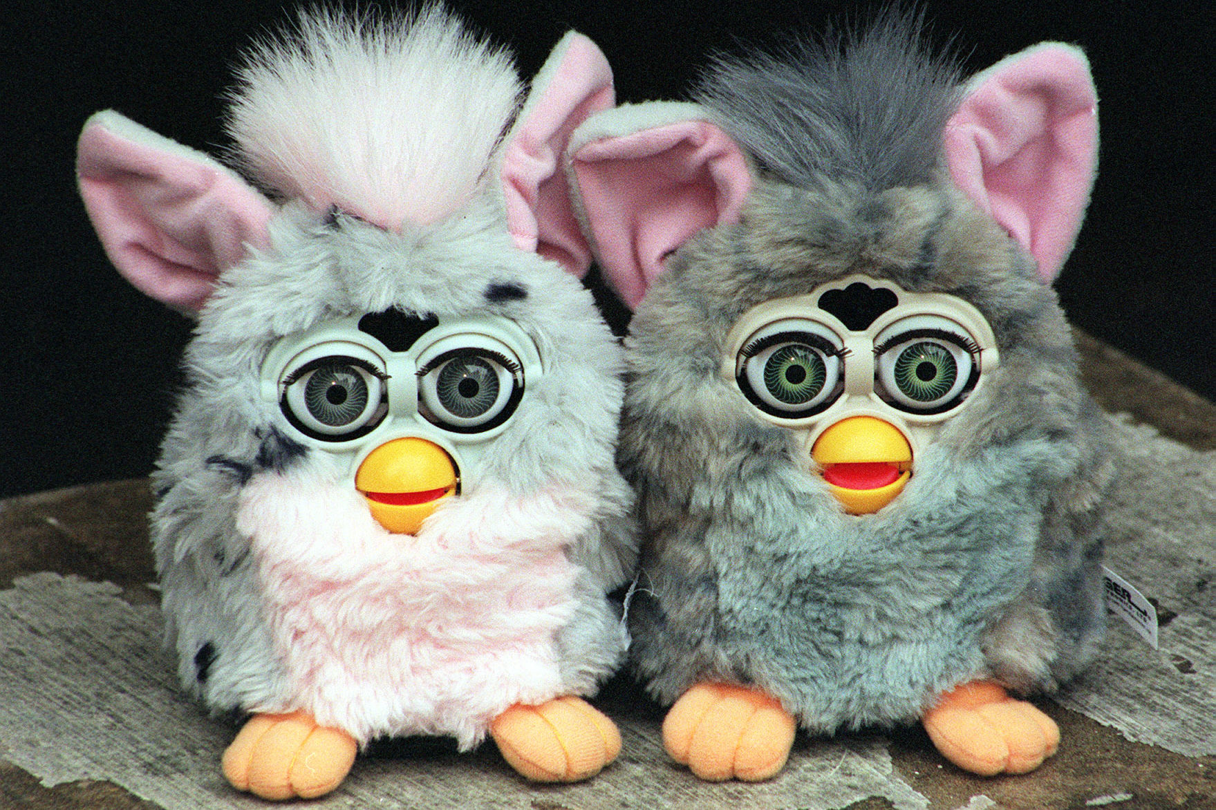Your Creepy Old Furby Might Be Worth Big Bucks Now