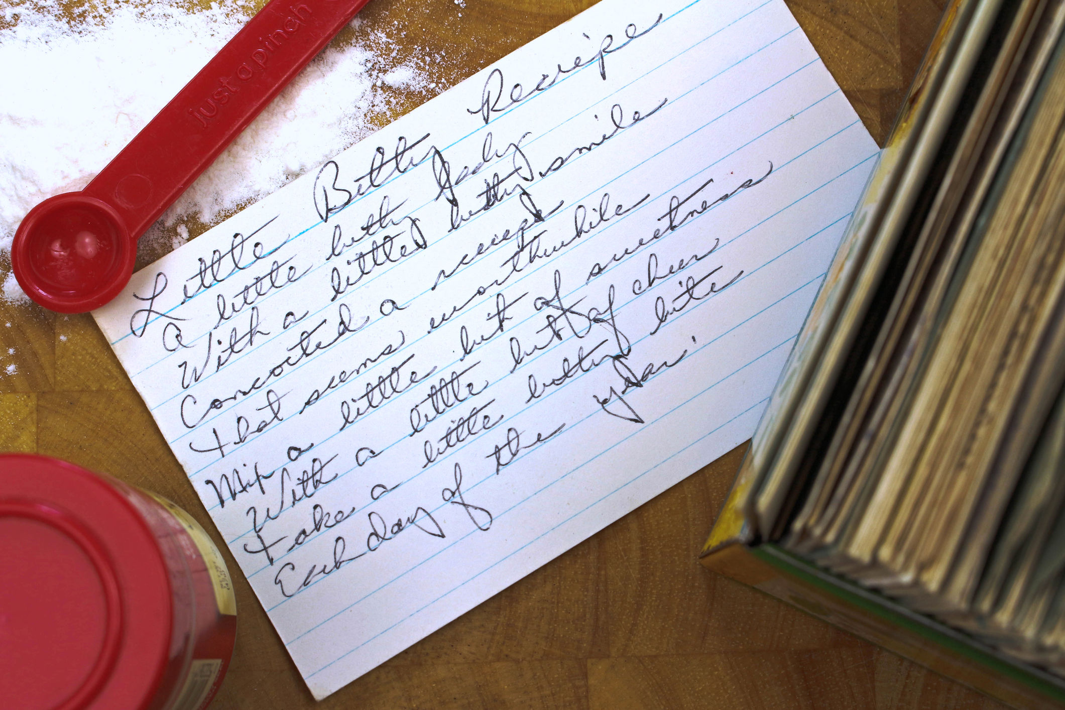 5 Ways To Turn Handwritten Recipes Into Gifts