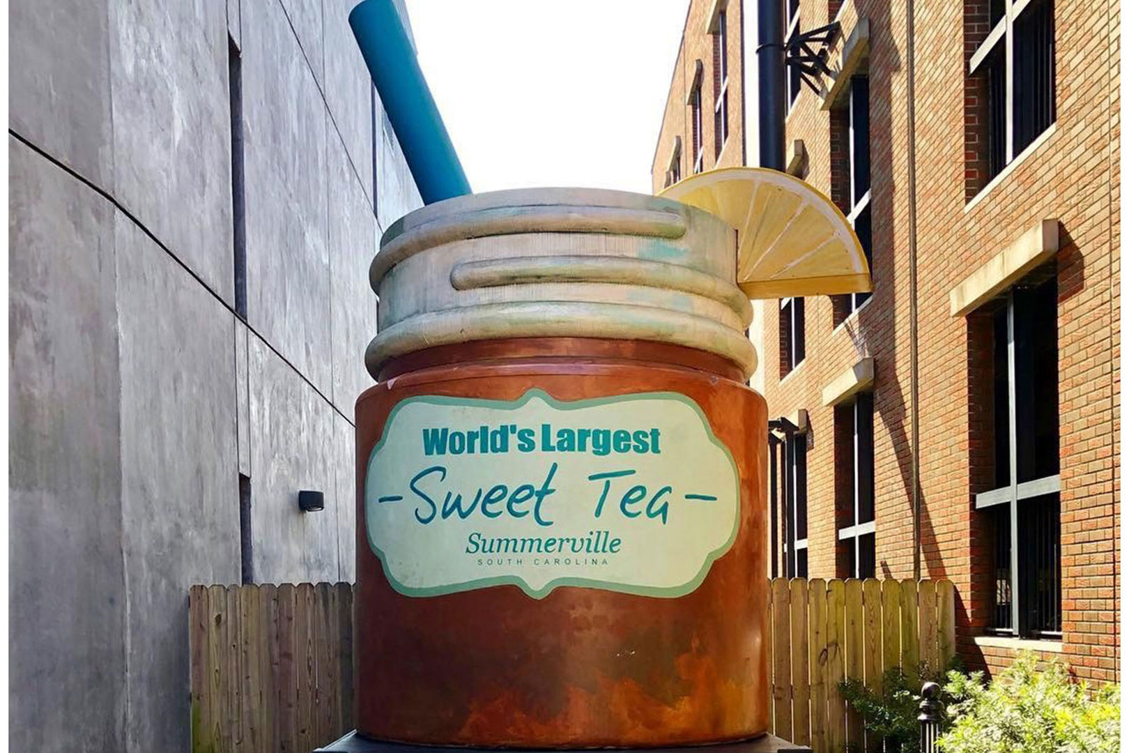 This Charming South Carolina Town is Known as The Birthplace of Sweet Tea