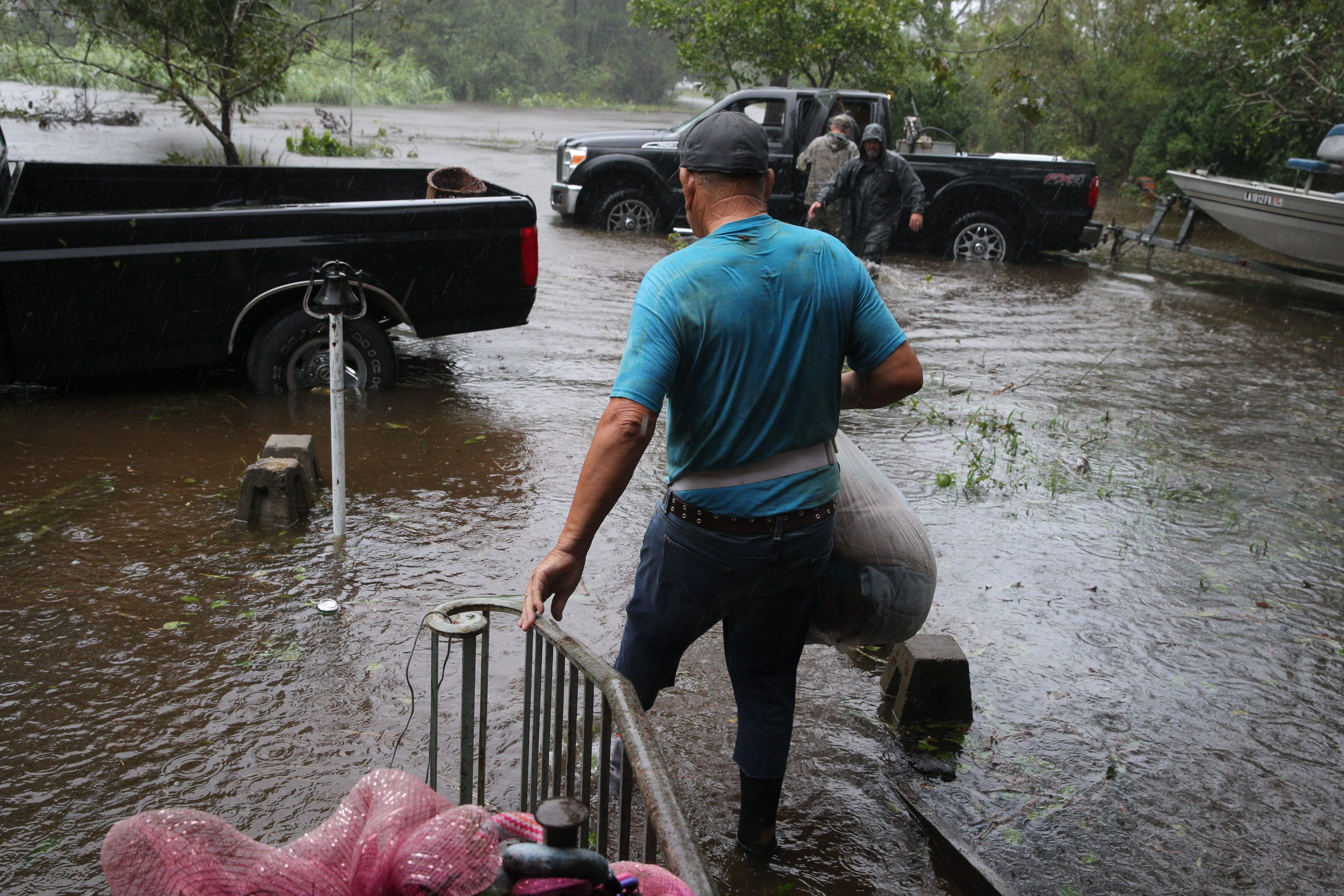Louisiana Cajun Navy is in Place to Help Ahead of Tropical Storm Barry