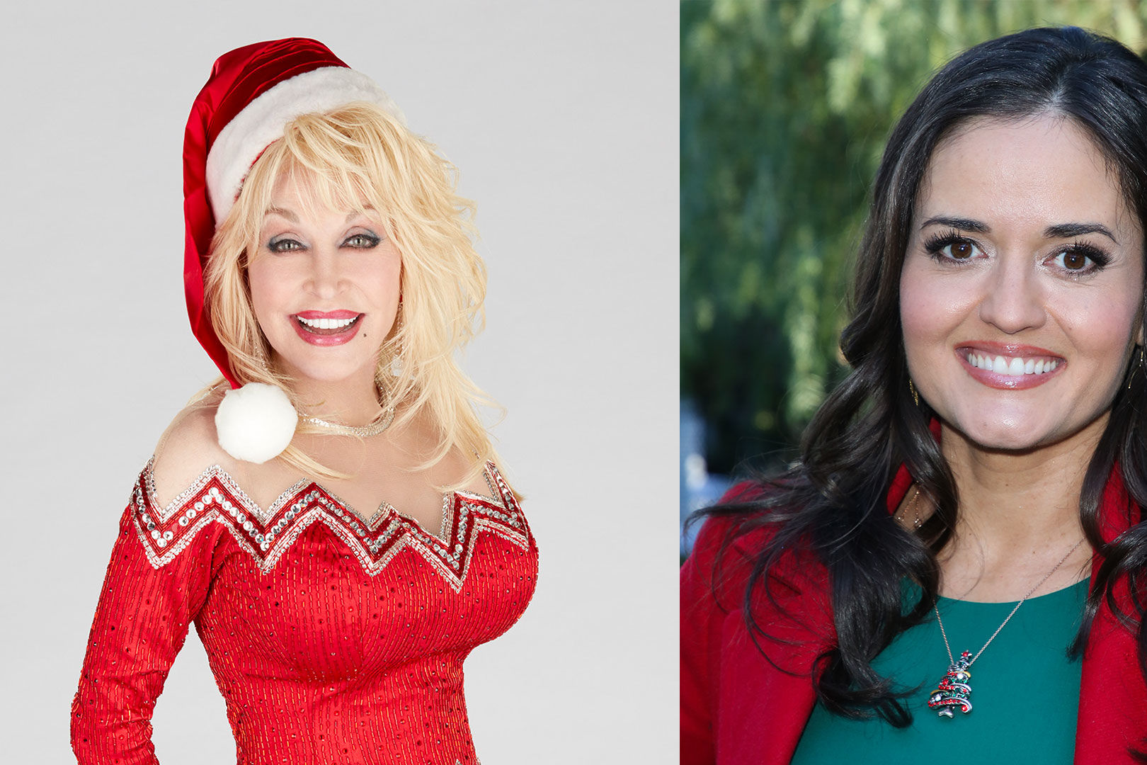 WATCH: Dolly Parton and Hallmark Are Teaming up for the Christmas Movie of Our Dreams!