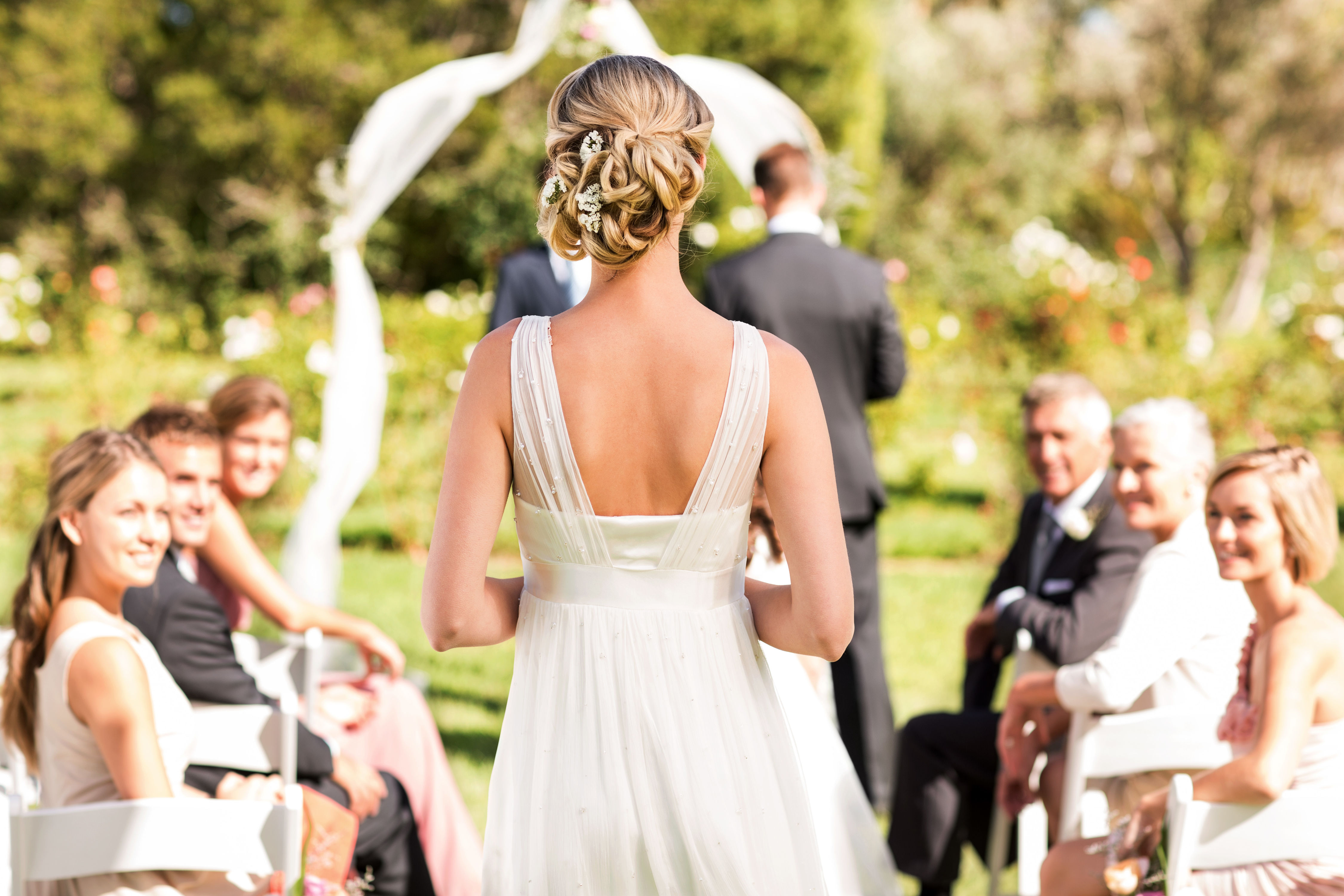 Wedding Photographer Pleads with Guests to Stop This Common Behavior