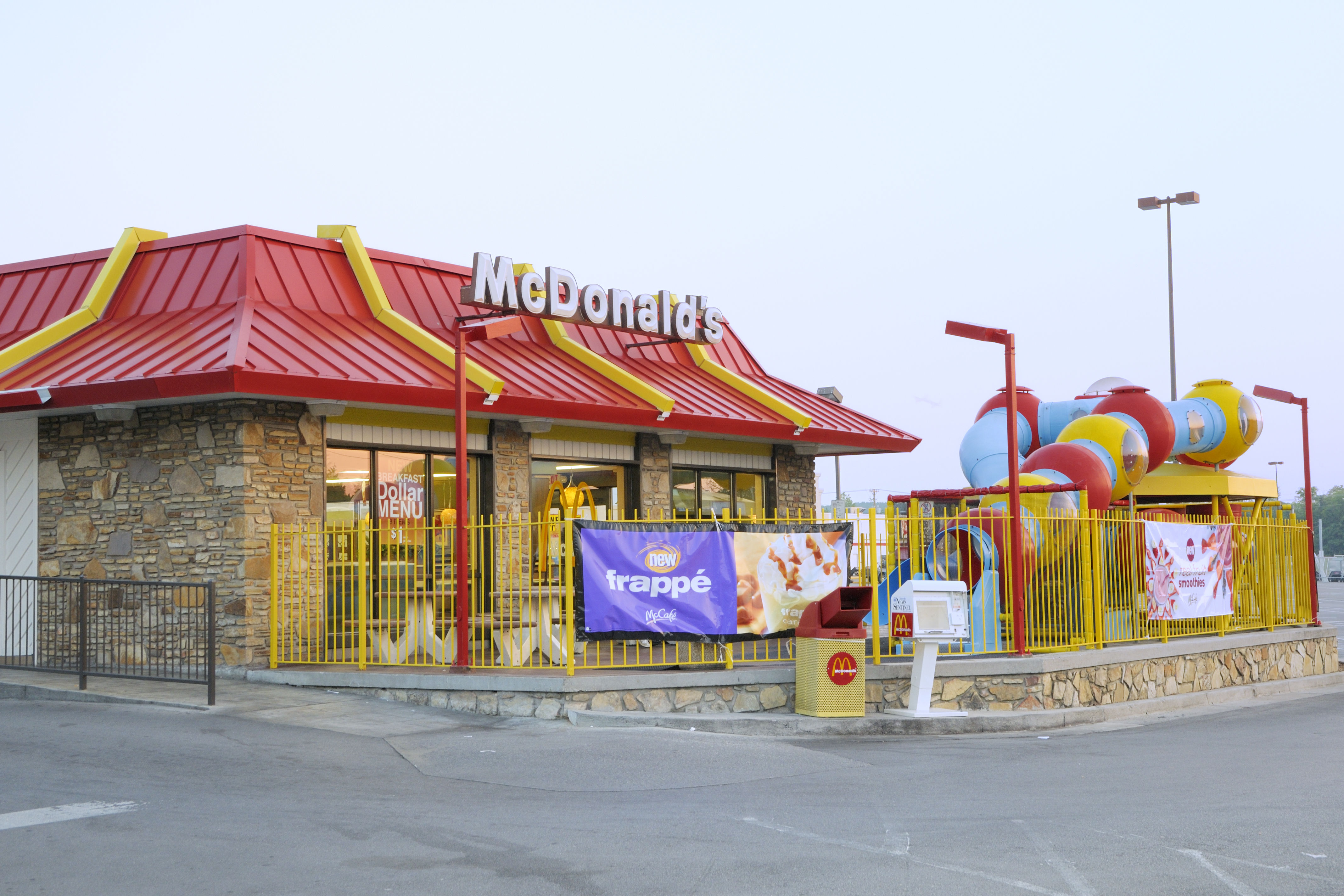 Where Have the McDonald's PlayPlaces Gone?