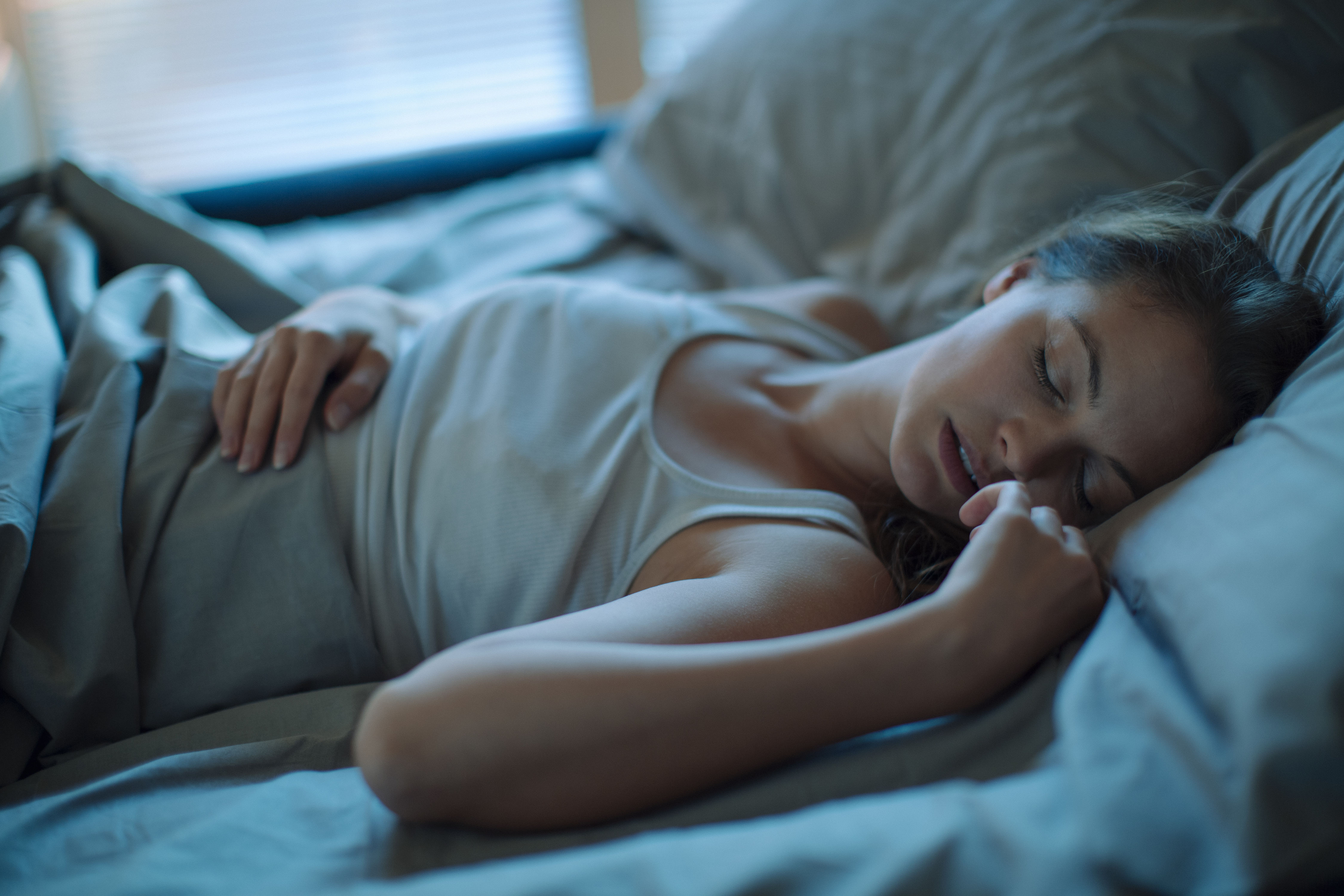 This Is When Talking in Your Sleep Could Be Cause for Worry