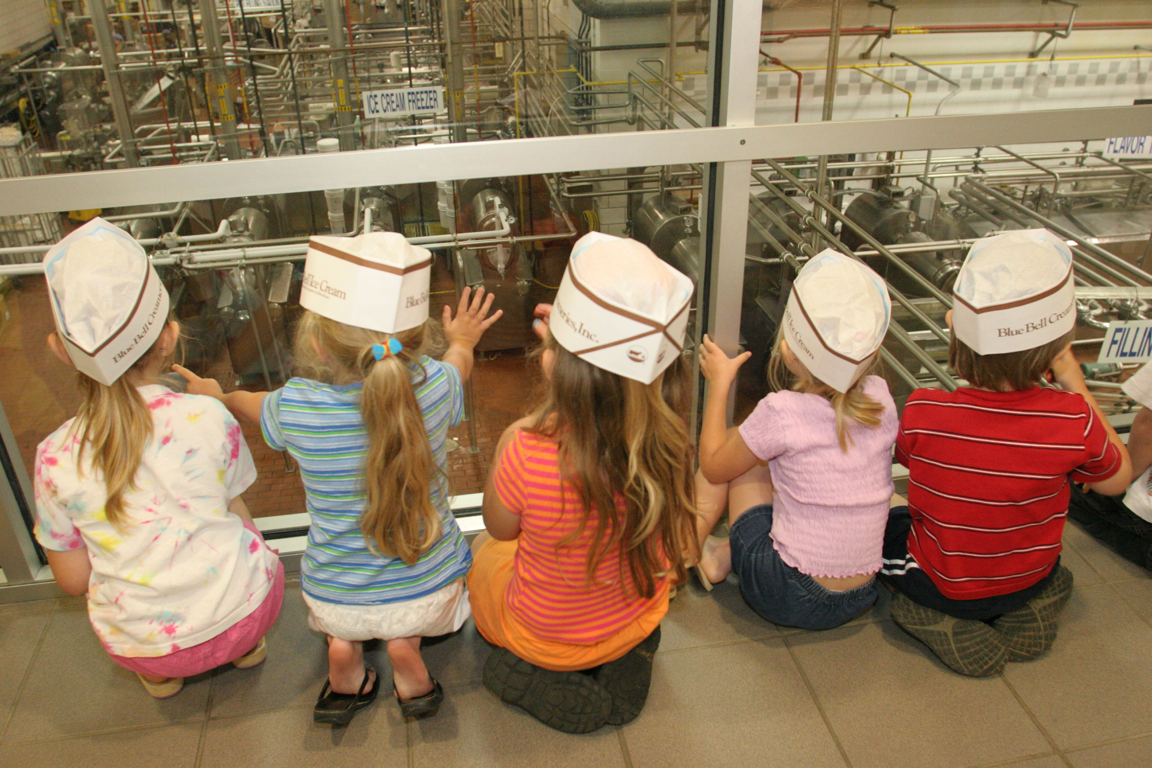 Hold the Phone: Blue Bell Has Two Creameries You Can Visit