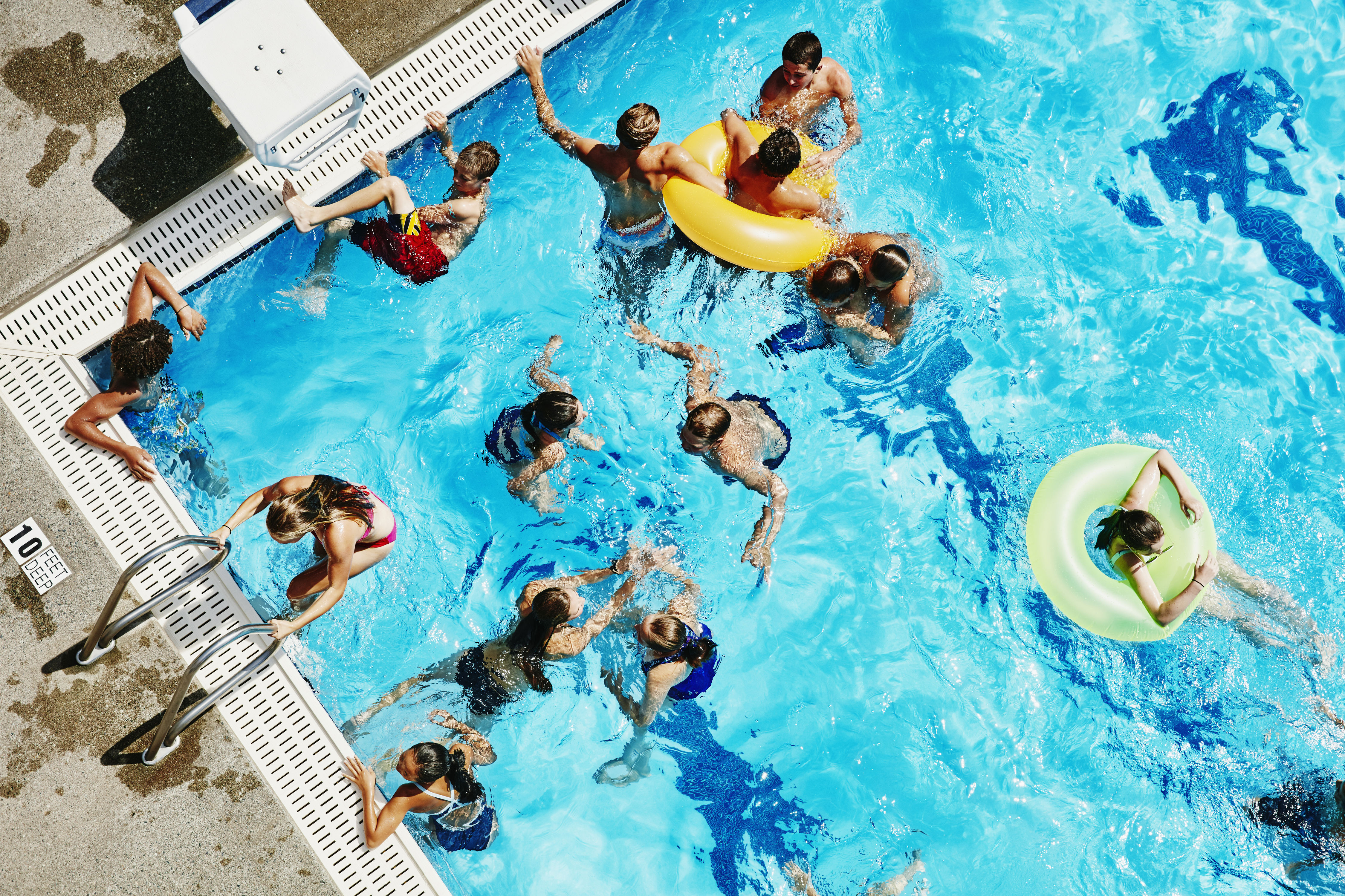 CDC Warns of Rising Threat of Fecal Parasite in Swimming Pools