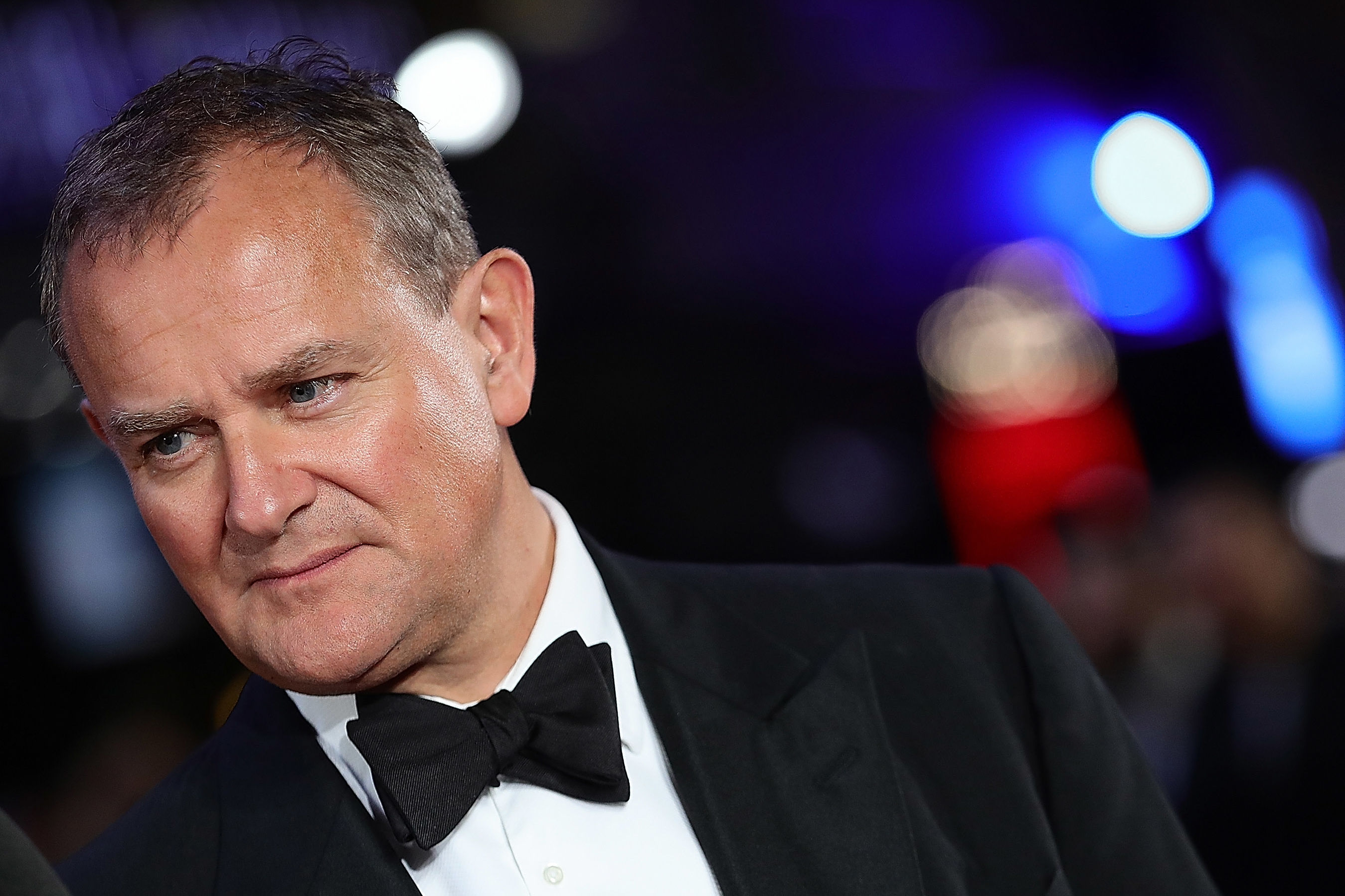 <i>Downton Abbey</i>'s Hugh Bonneville To Star in Netflix Live-Action Holiday Musical