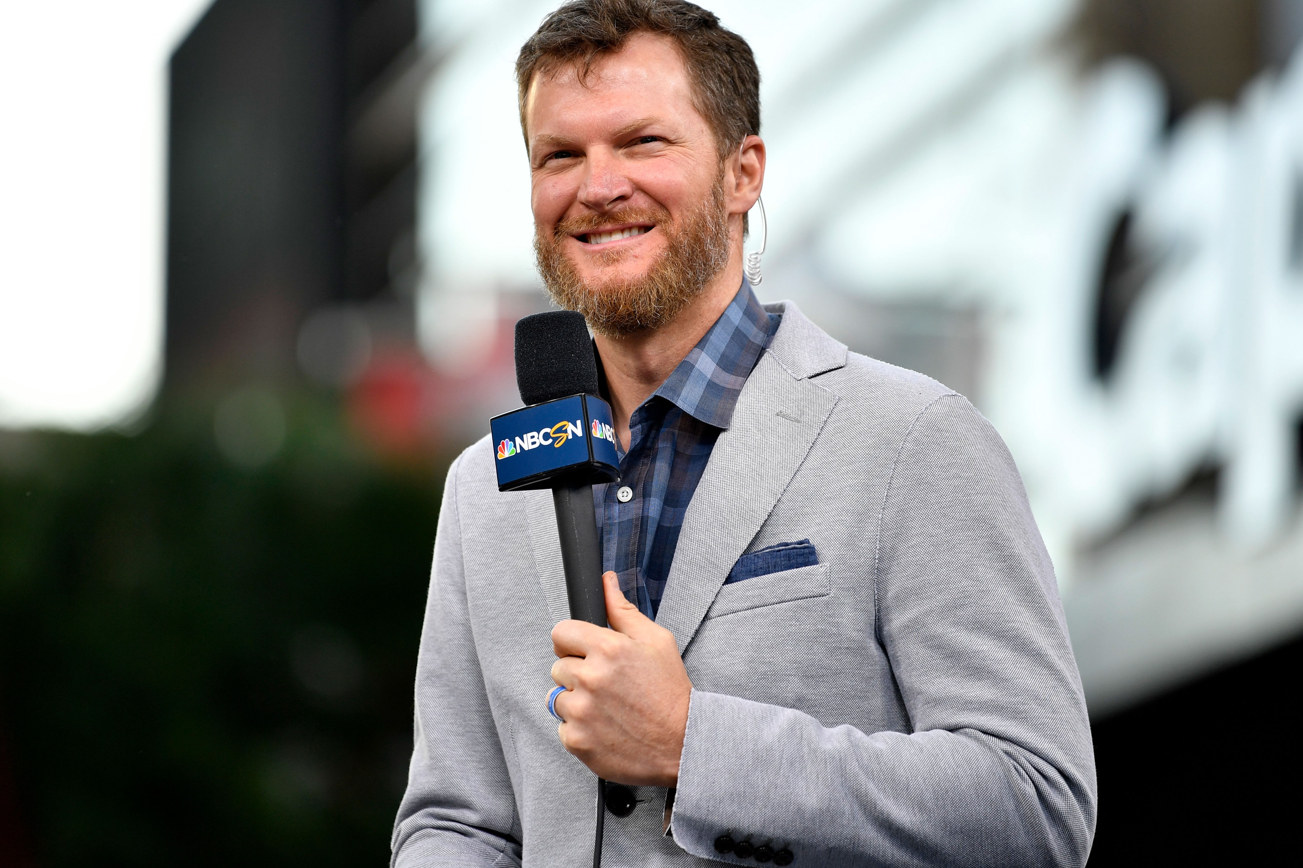 Dale Earnhardt Jr. Receives a Magical Sign from His Late Mom as He Spreads Her Ashes