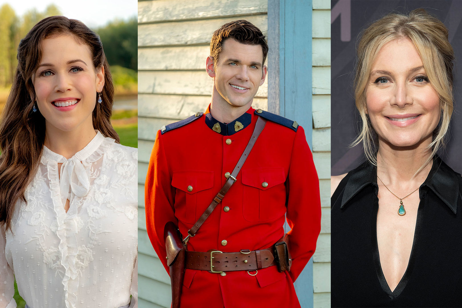 <i>When Calls the Heart</i> Actors Among Familiar Faces Set to Star in New Hallmark Christmas Movies