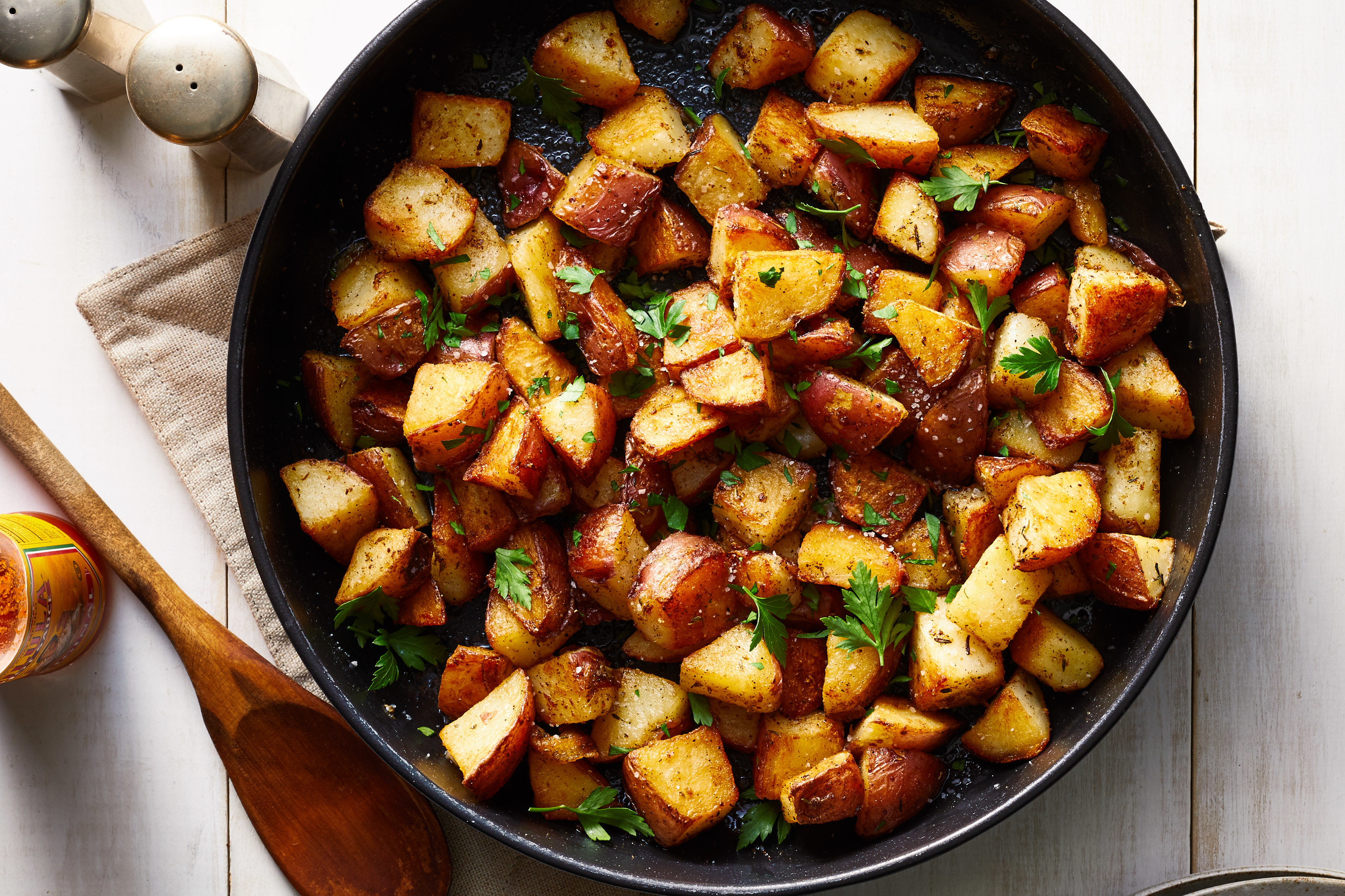 Fried Skillet Potatoes