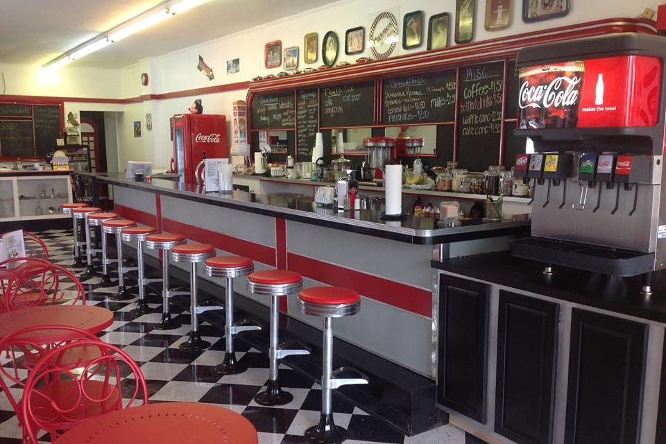 This Old-Fashioned Soda Shop in Alabama is 150 Years Old