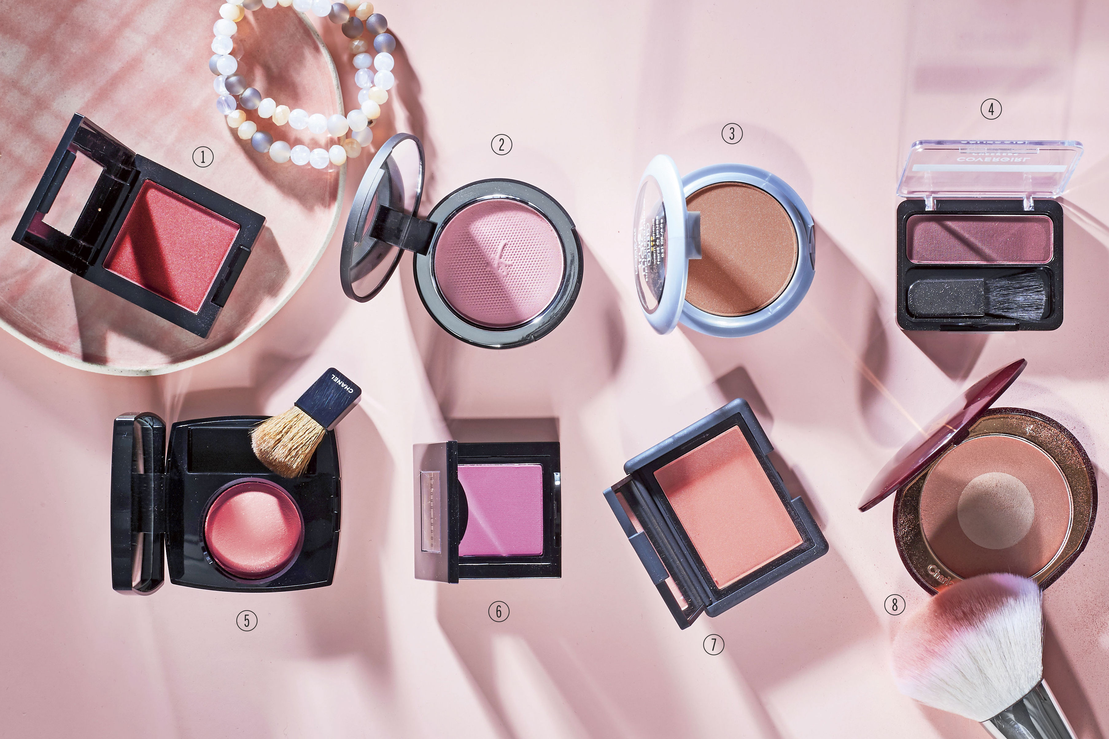 8 Blushes That Guarantee a Subtle Flush With a Flick of the Wrist