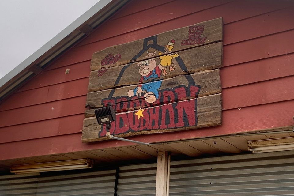 This is the True Story Behind the BBQ Barn of Beasley, Texas