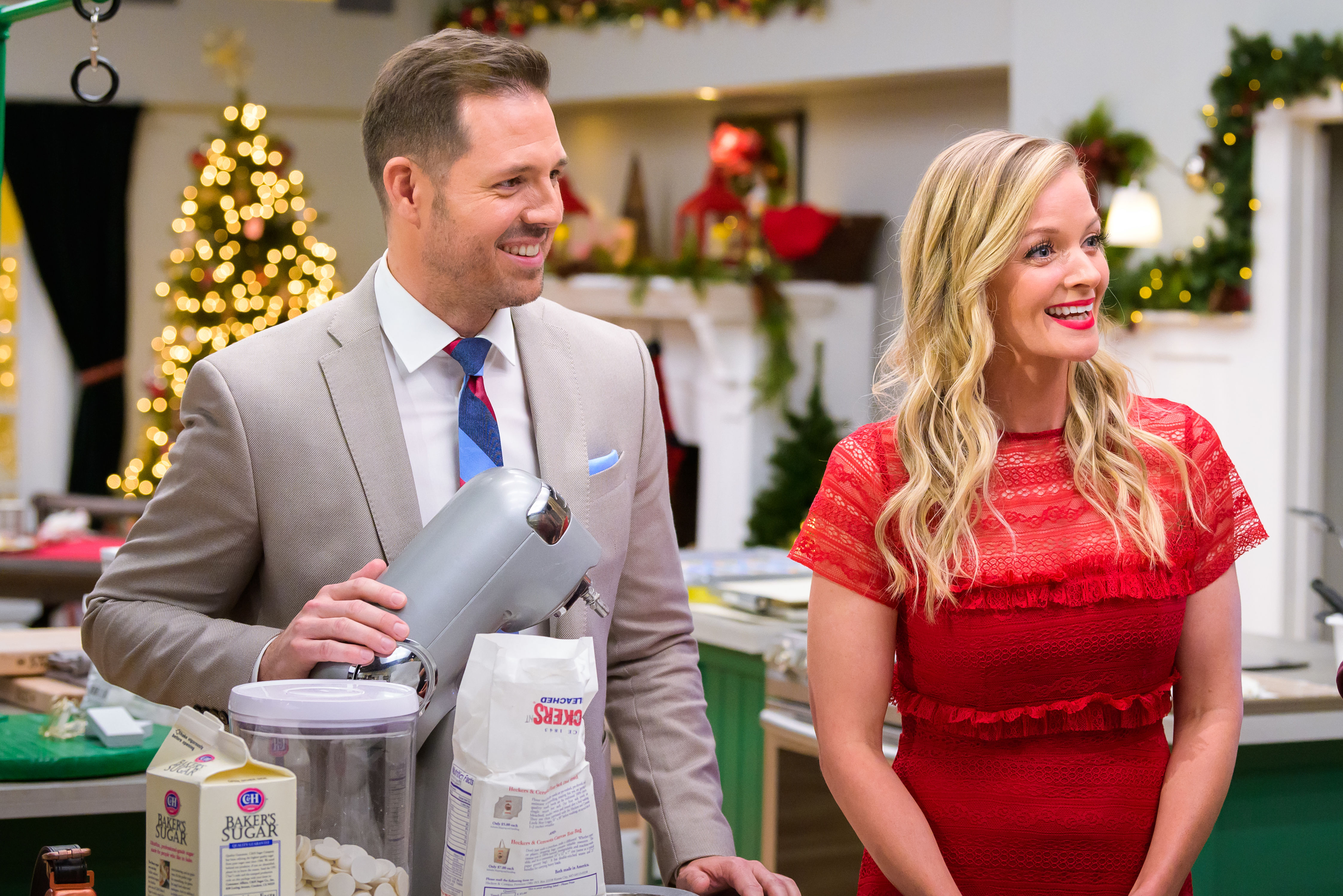Exclusive: Judges for Hallmark's New Baking Competition Show Have Been Named