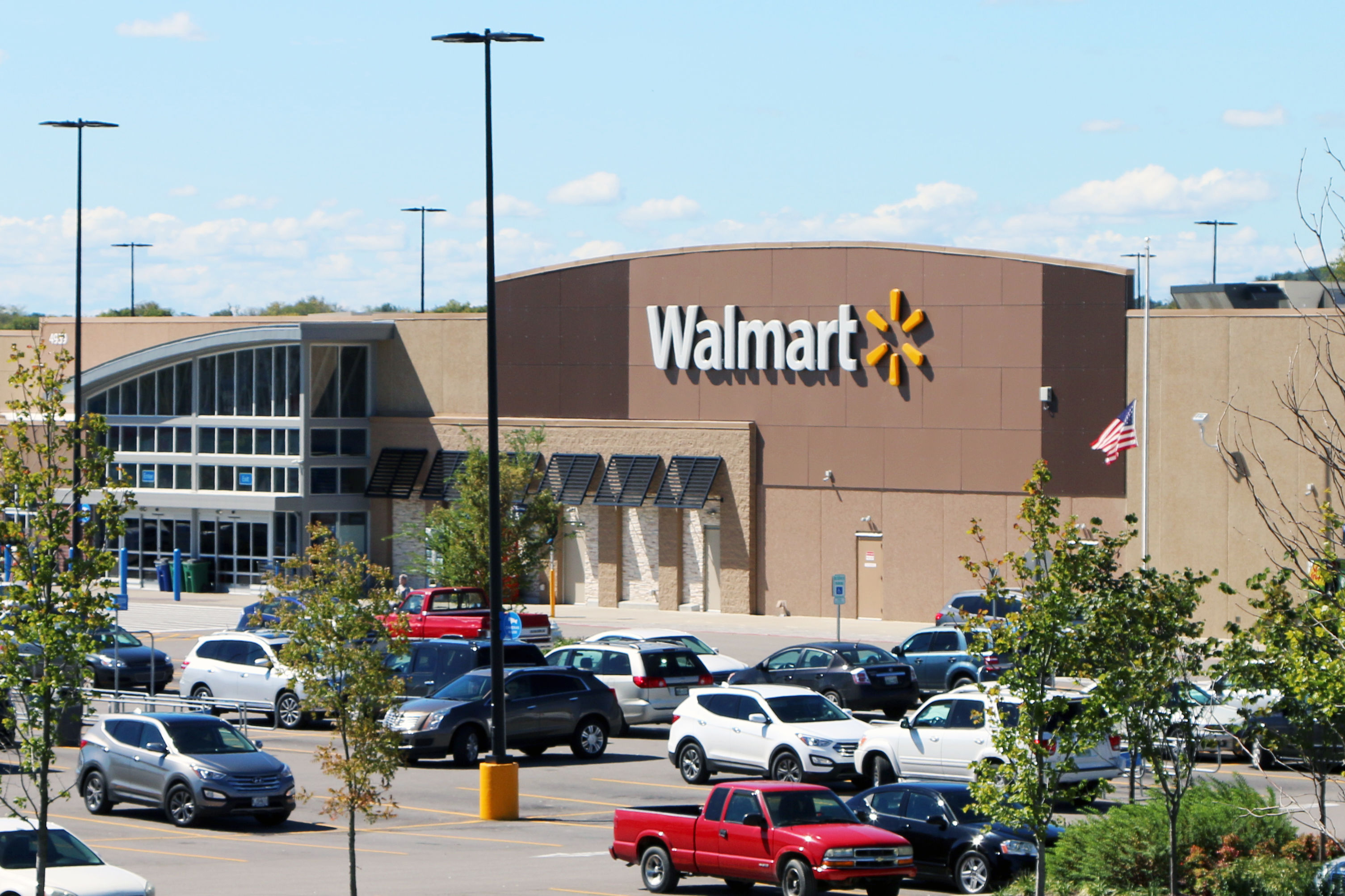 You'll Never Guess What Surprising Product Walmart Stocks up on Before Big Storms