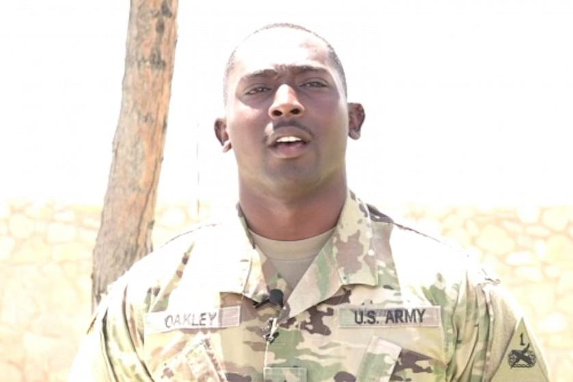 This Off-Duty Soldier Sprung into Action to Save Children During El Paso Shooting