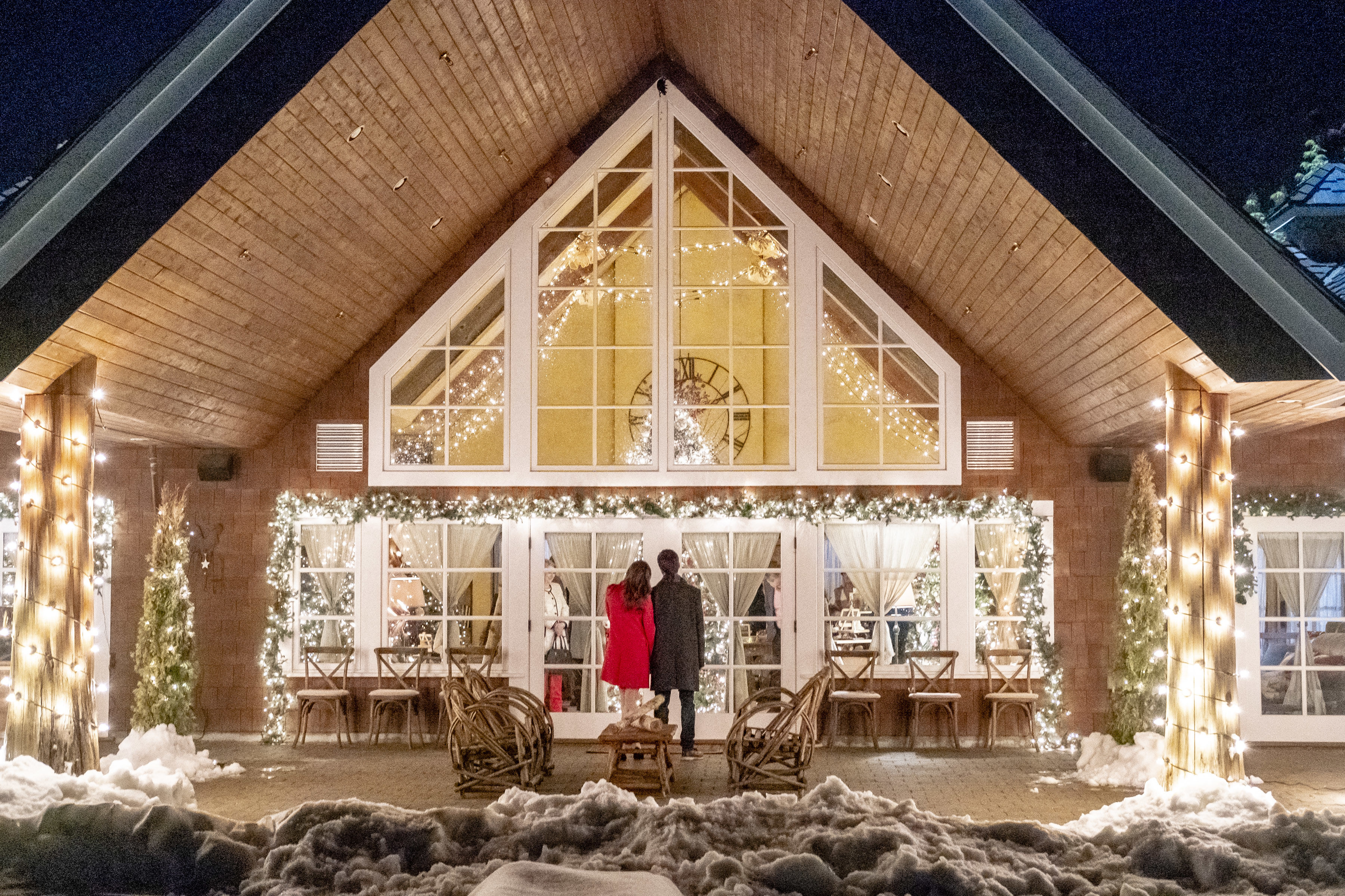 Hallmark Wants to Transform One Lucky Fan's House into a Christmas Wonderland