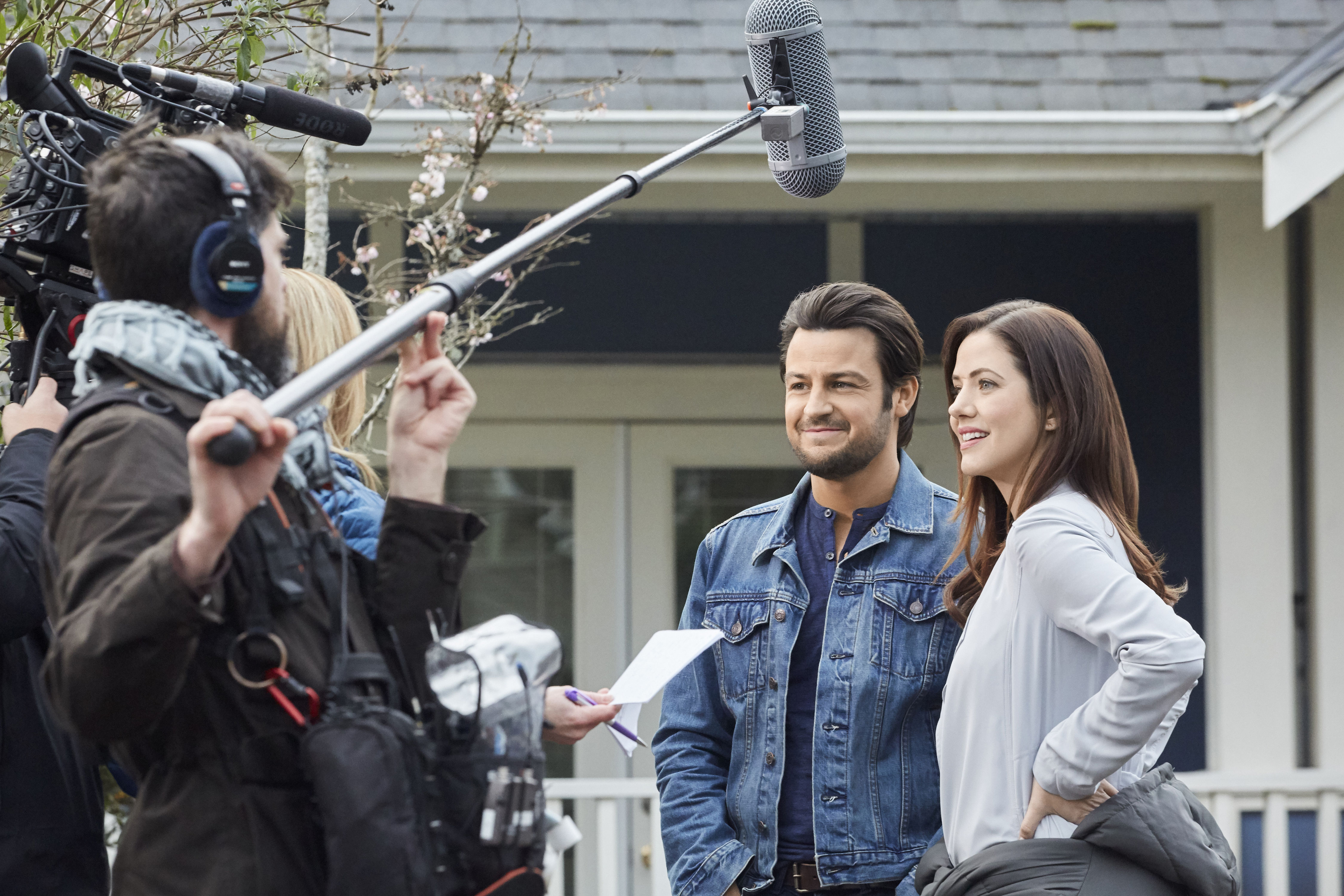 Find out How You Can Win a Walk-On Role in a Hallmark Channel Movie