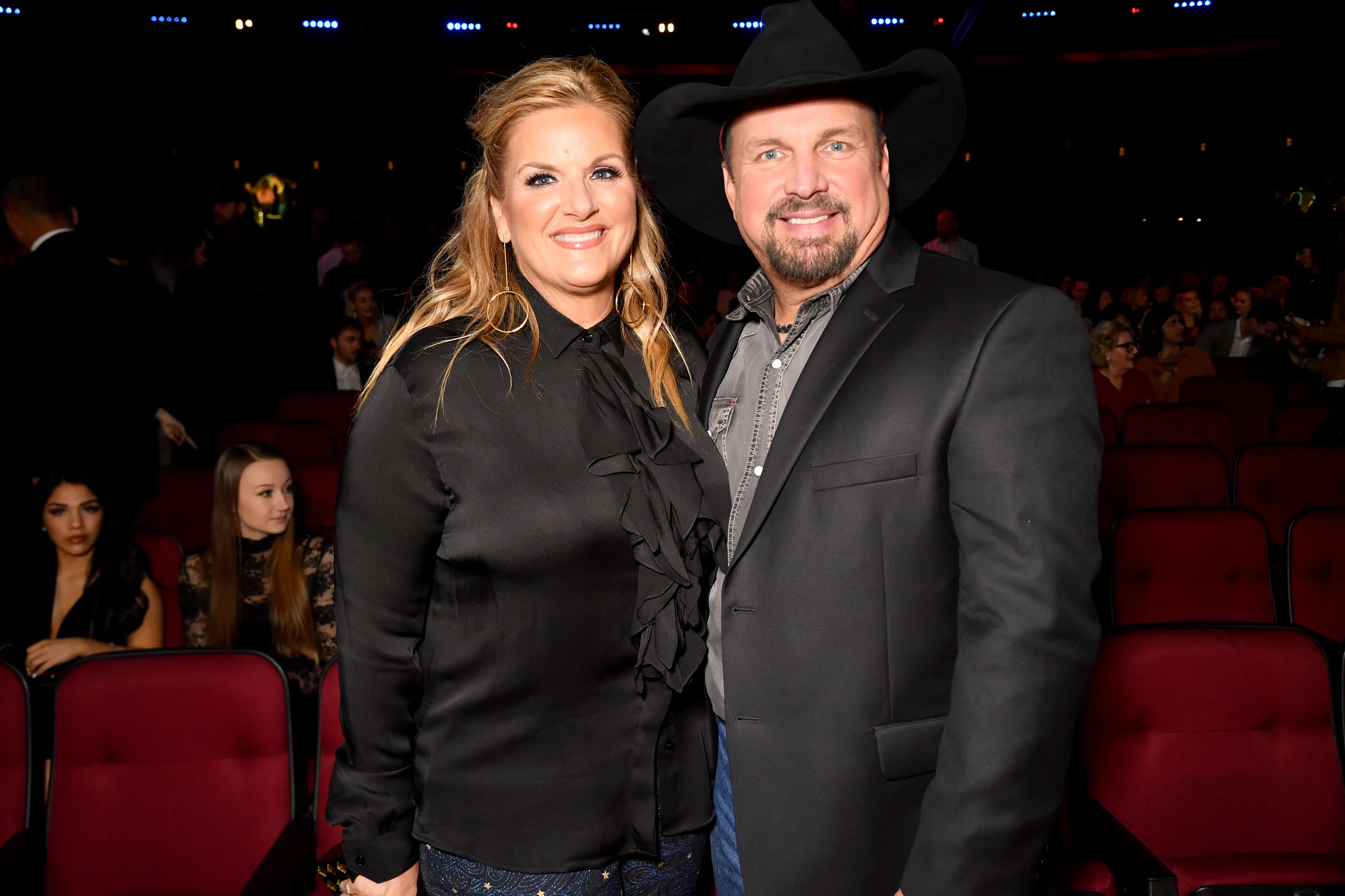 Trisha Yearwood Reveals That Husband Garth Brooks Was in NYC on 9/11