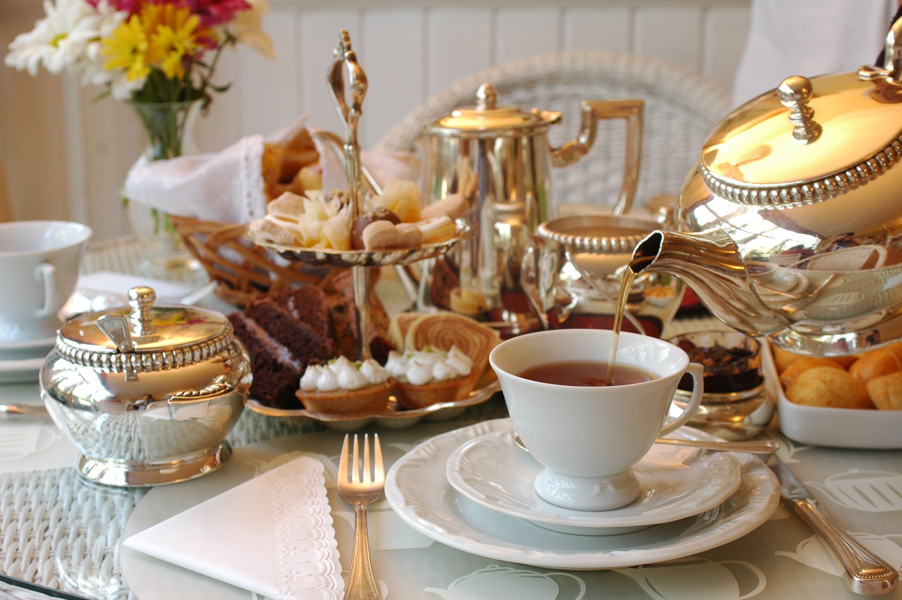 The Difference Between High Tea and Afternoon Tea