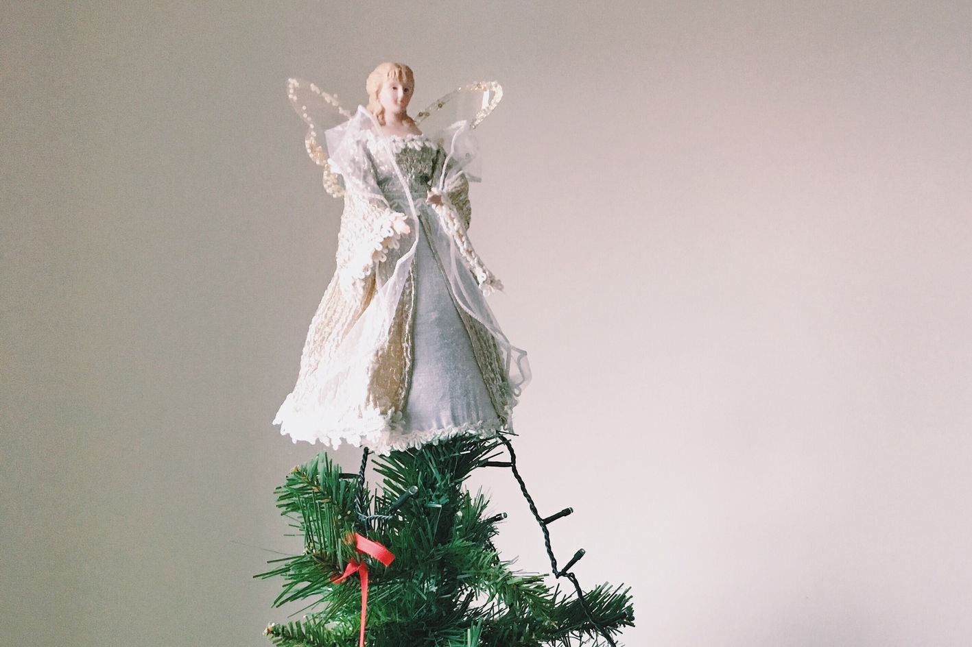 The History Behind the Christmas Tree Angel Topper