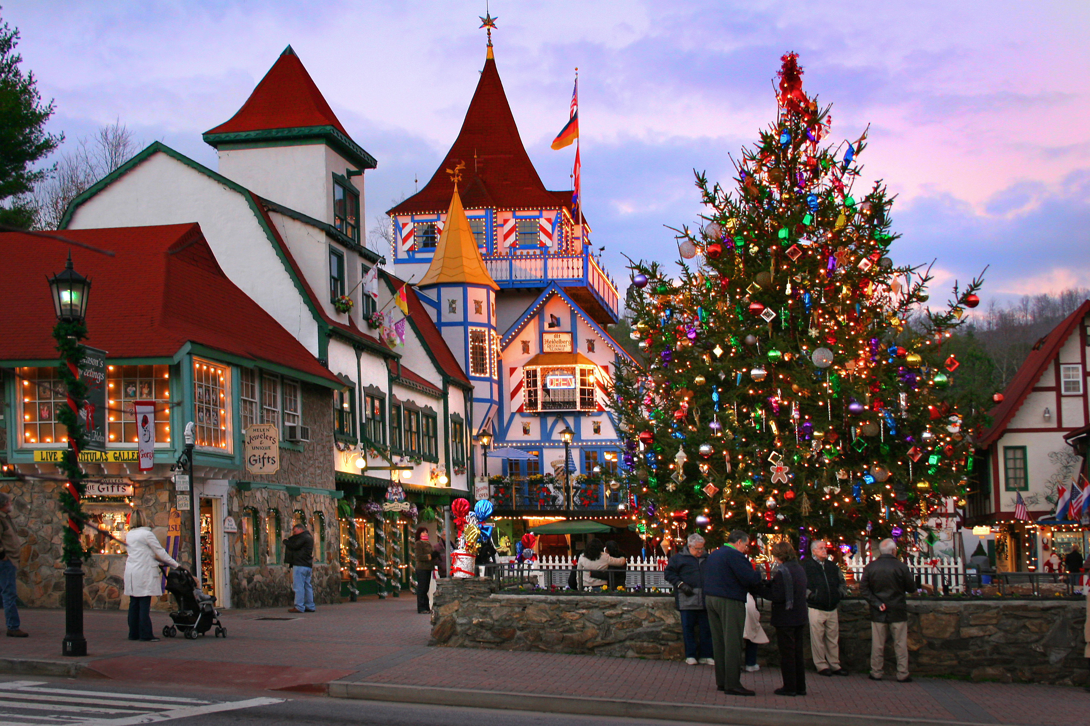 Ever Heard of a Christkindlmarkt?