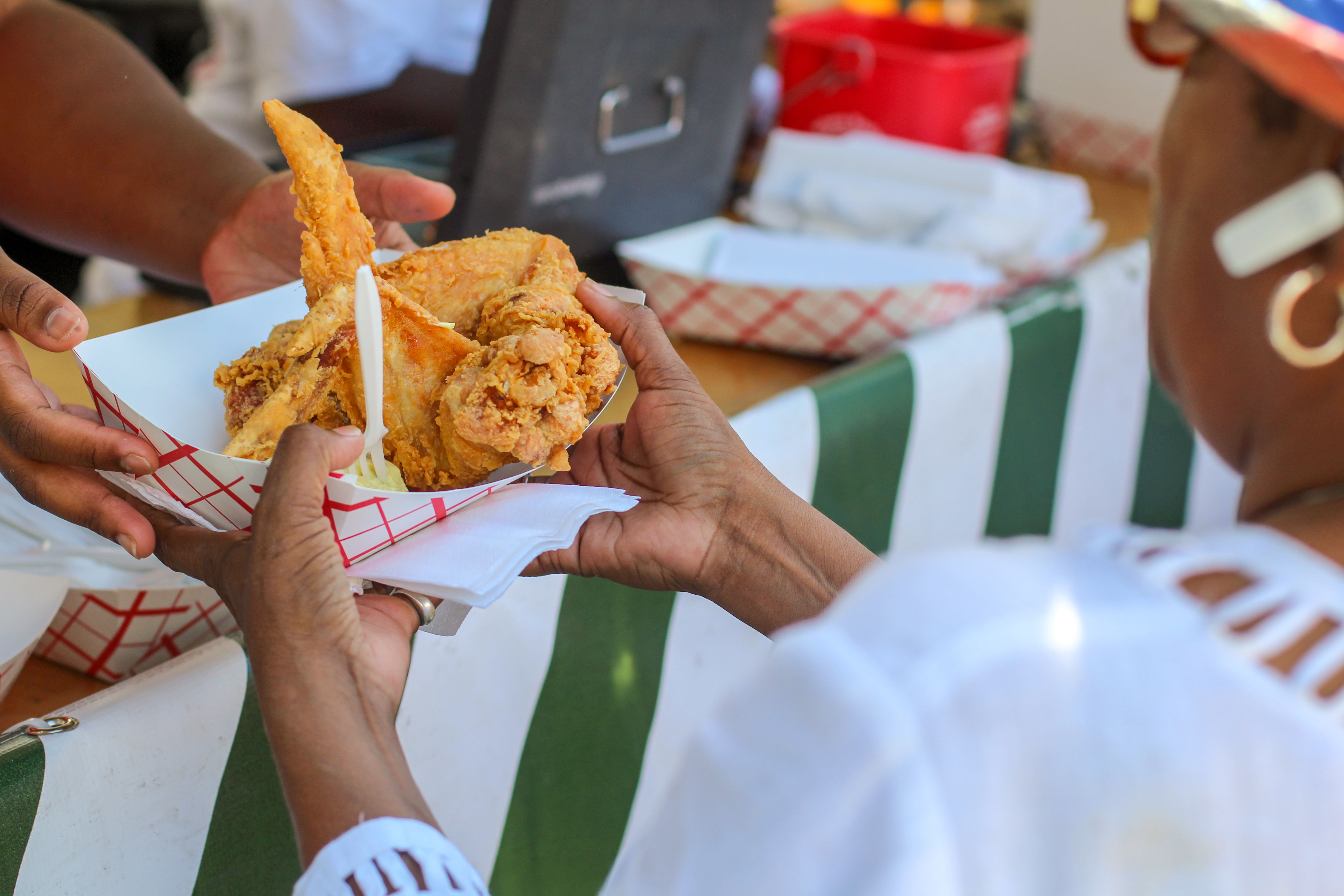 Alert: New Orleans Is Hosting the National Fried Chicken Festival This Weekend