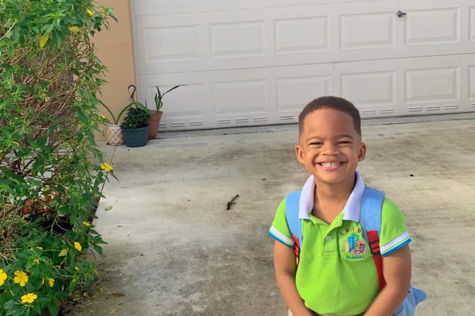 Three-Year-Old Florida Boy Embraced by Classmates After Surviving Dorian in the Bahamas