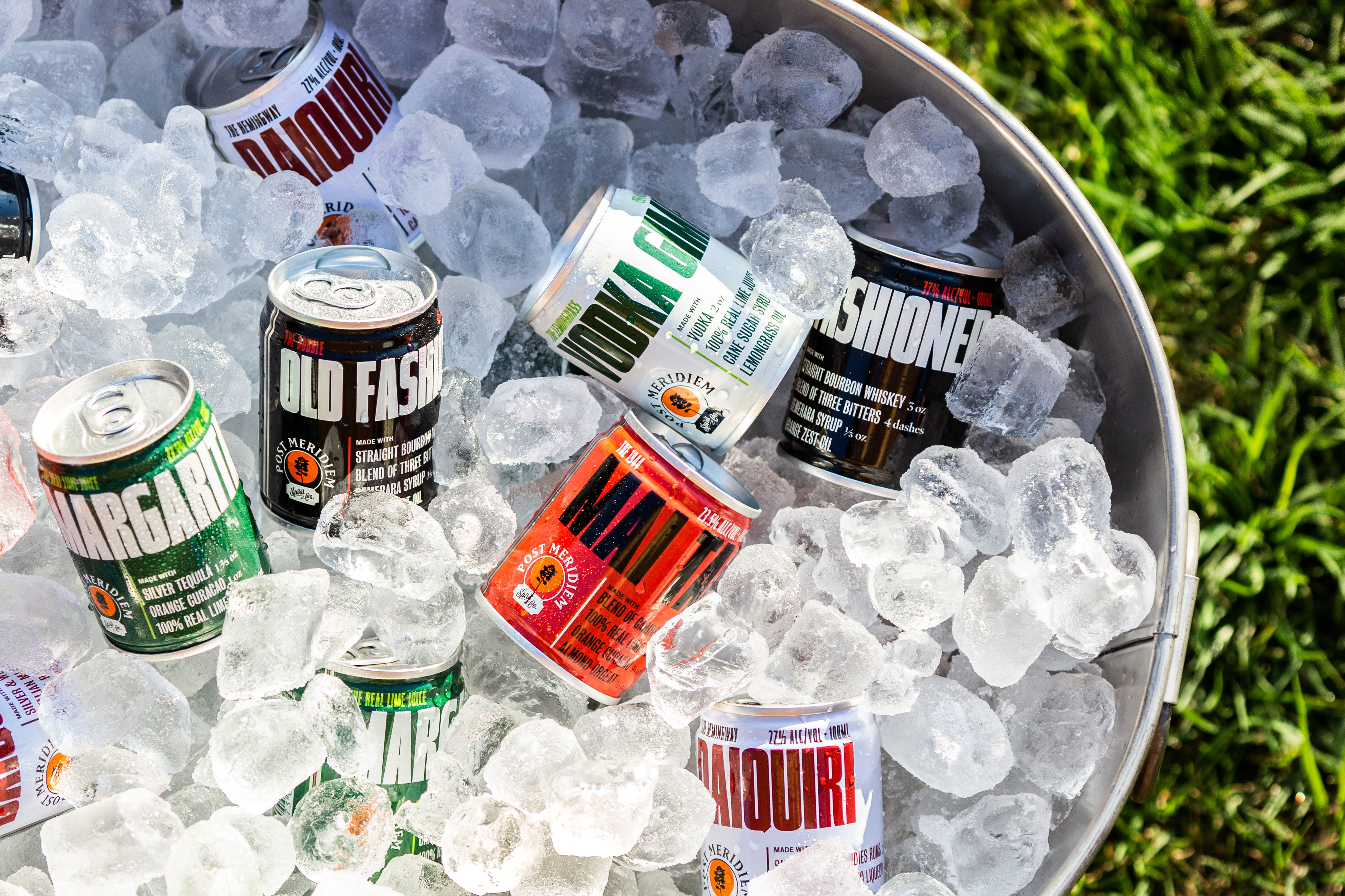 Craft Cocktails Put a Kick in Your Tailgate Cooler