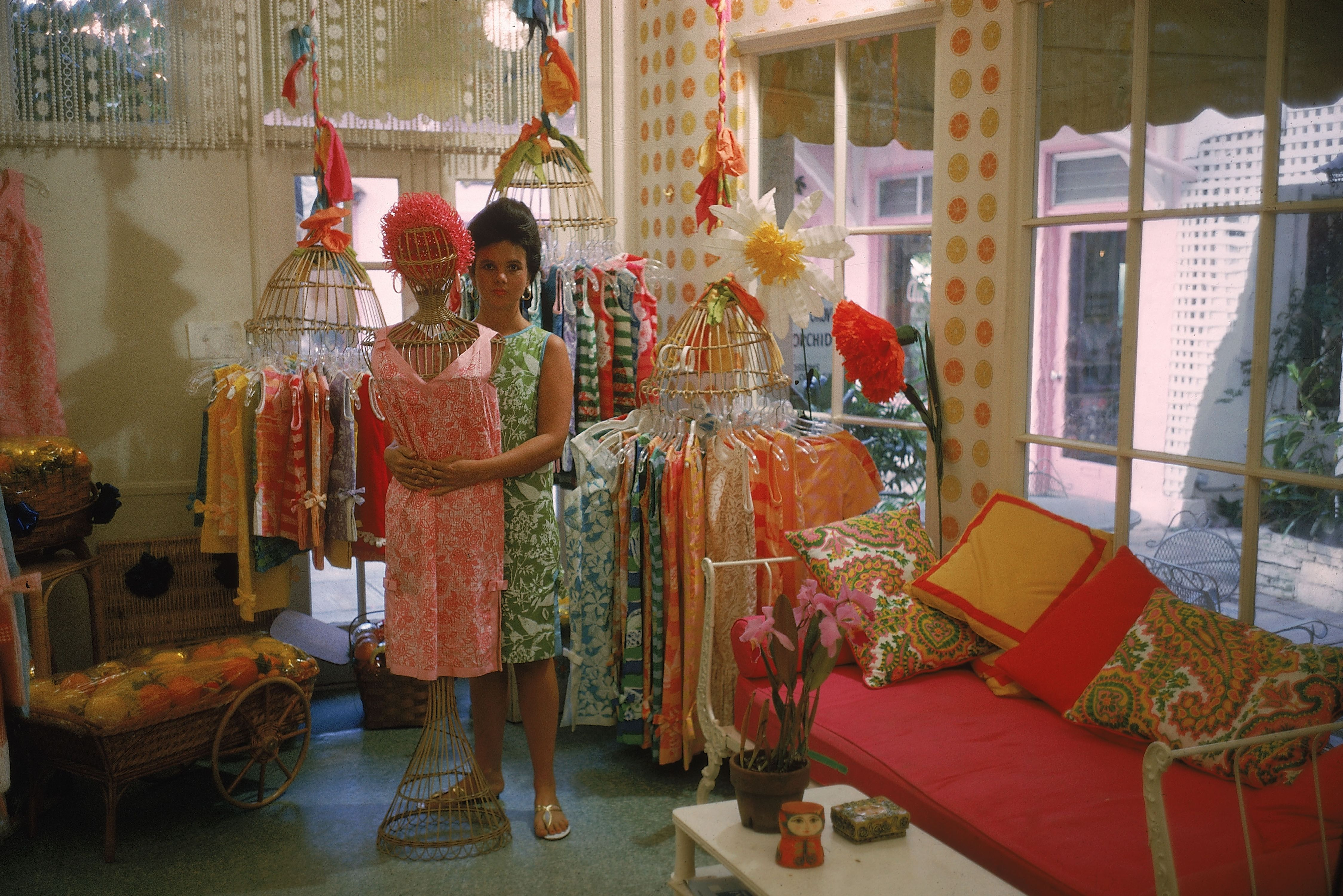 Lilly Pulitzer's Past Is As Wild As Her Dress Patterns