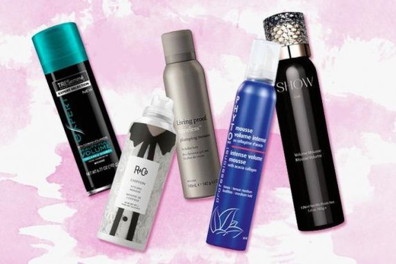 How to Use the New Kind of Hair Mousse