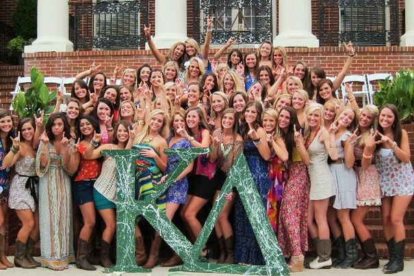 It's All Greek to Me | Southern Living's Roadmap to Sorority Recruitment