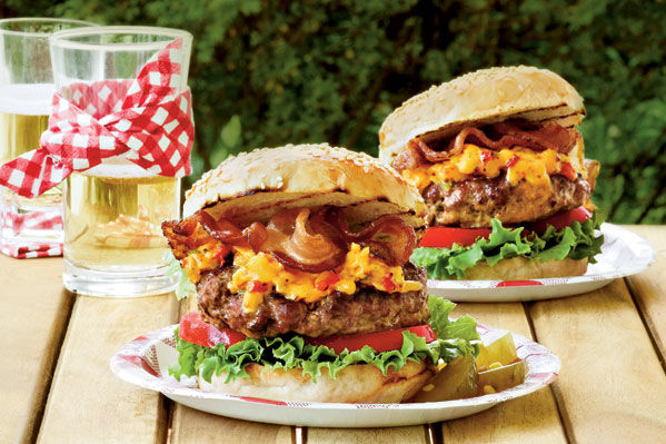 Eleven Don't Miss Burgers of the South