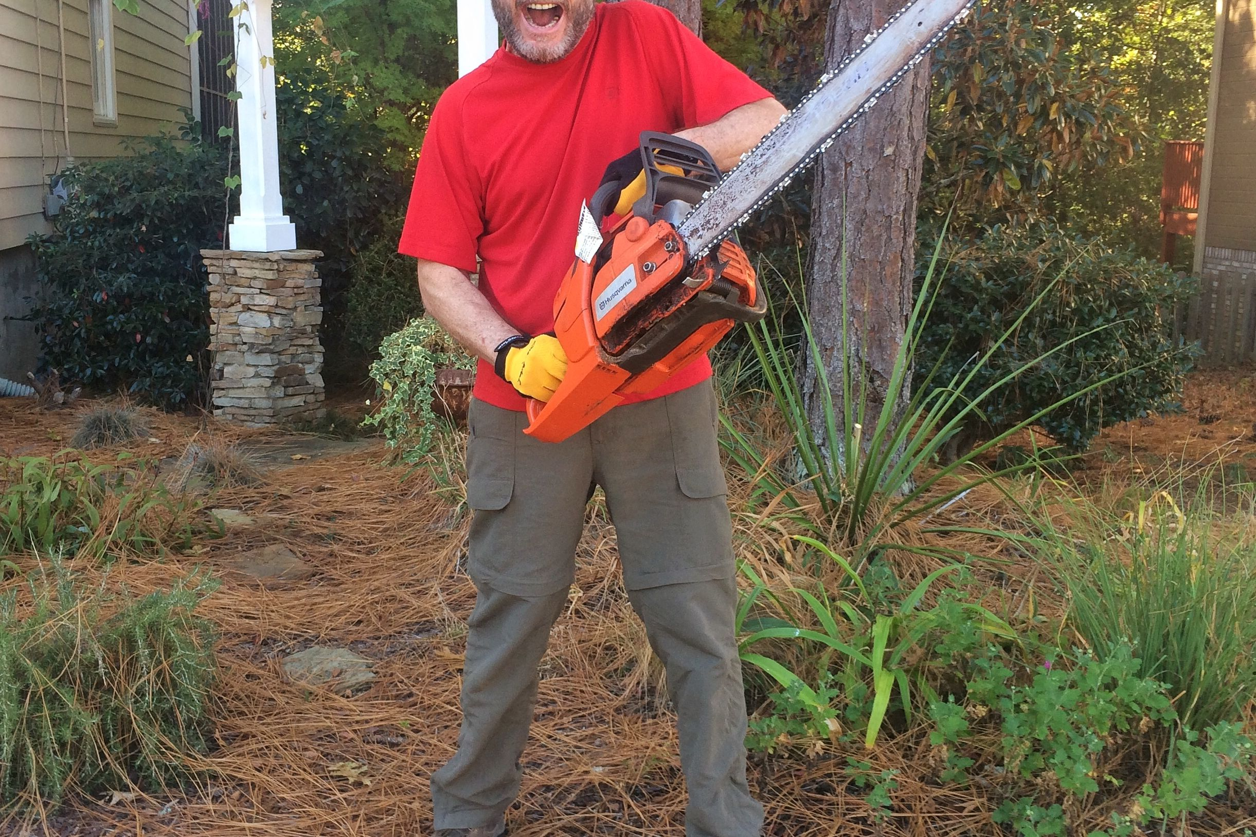 Chainsaw Madness