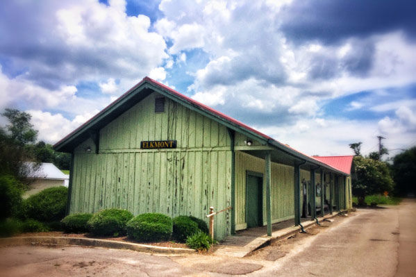 Is Elkmont, Alabama the next Marfa?