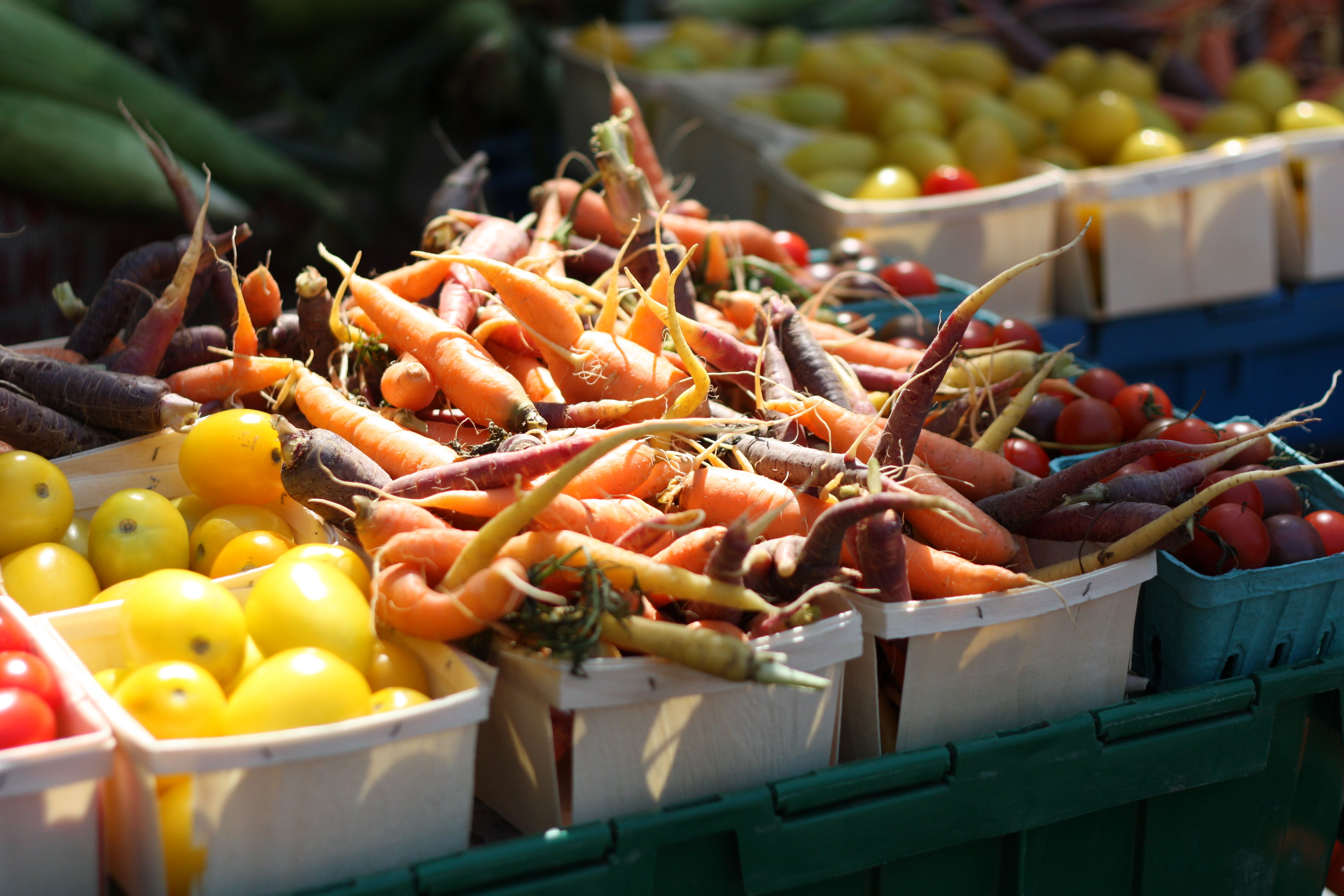10 Must-Visit Farmers Markets in Virginia