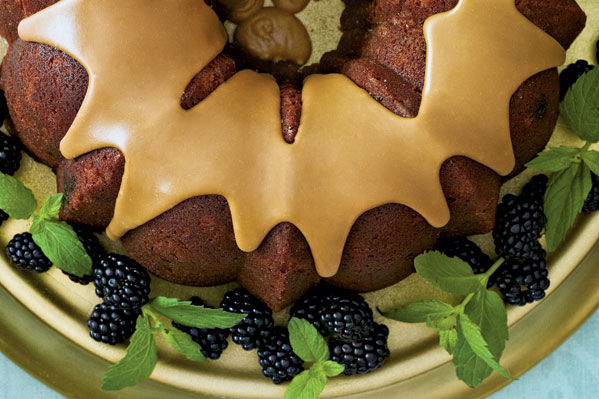 All I Want for Christmas is a Tennessee Jam Cake