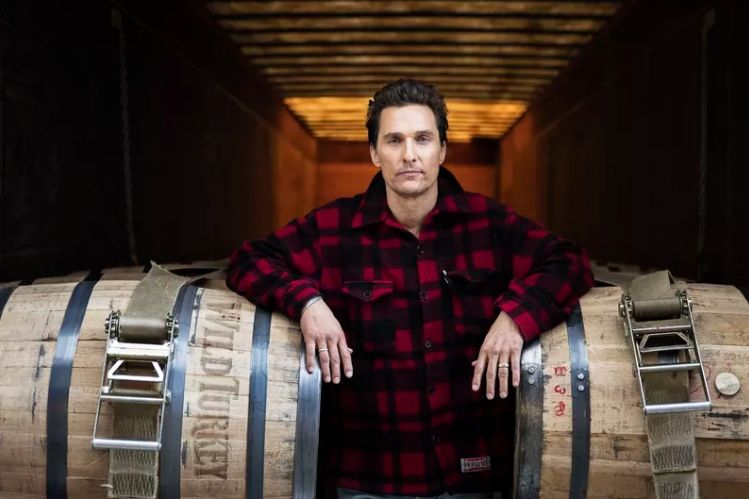 Wild Turkey Hires Matthew McConaughey as New Creative Director