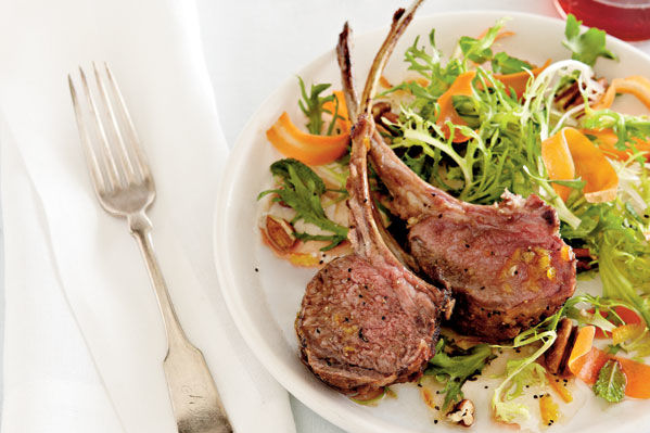 How to Cook the Perfect Rack of Lamb