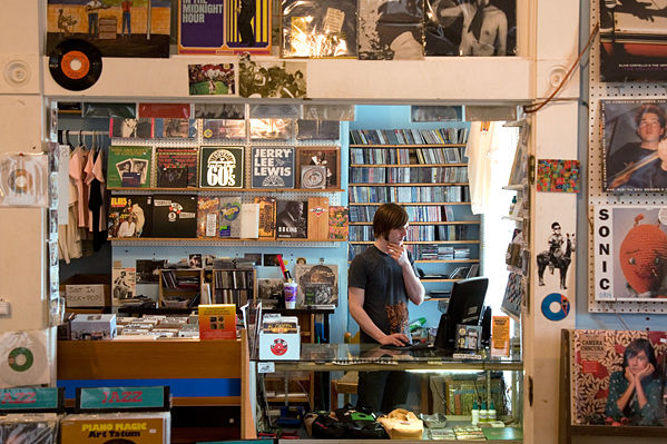 The 5 Best Record Stores in the South