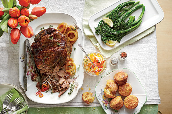 Sunday Supper: One Slow Cooker, Three Pork Meals