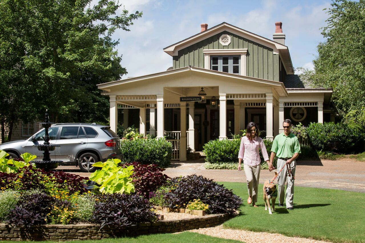 An Idyllic Haven in the Lowcountry