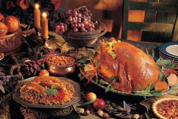 6 Tips for a Terrific Thanksgiving