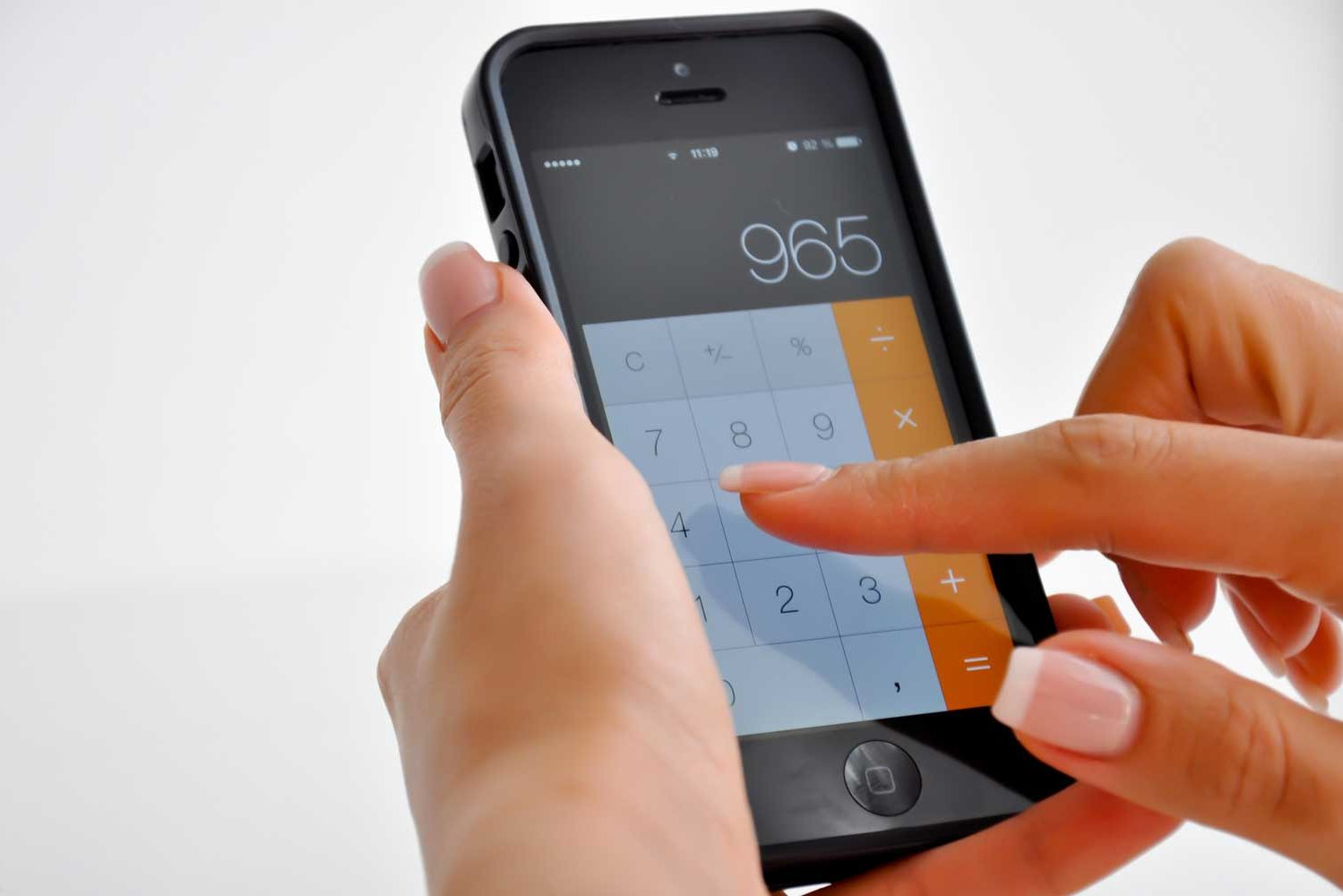 Your iPhone Calculator Has a Secret Function You Probably Didn't Know About