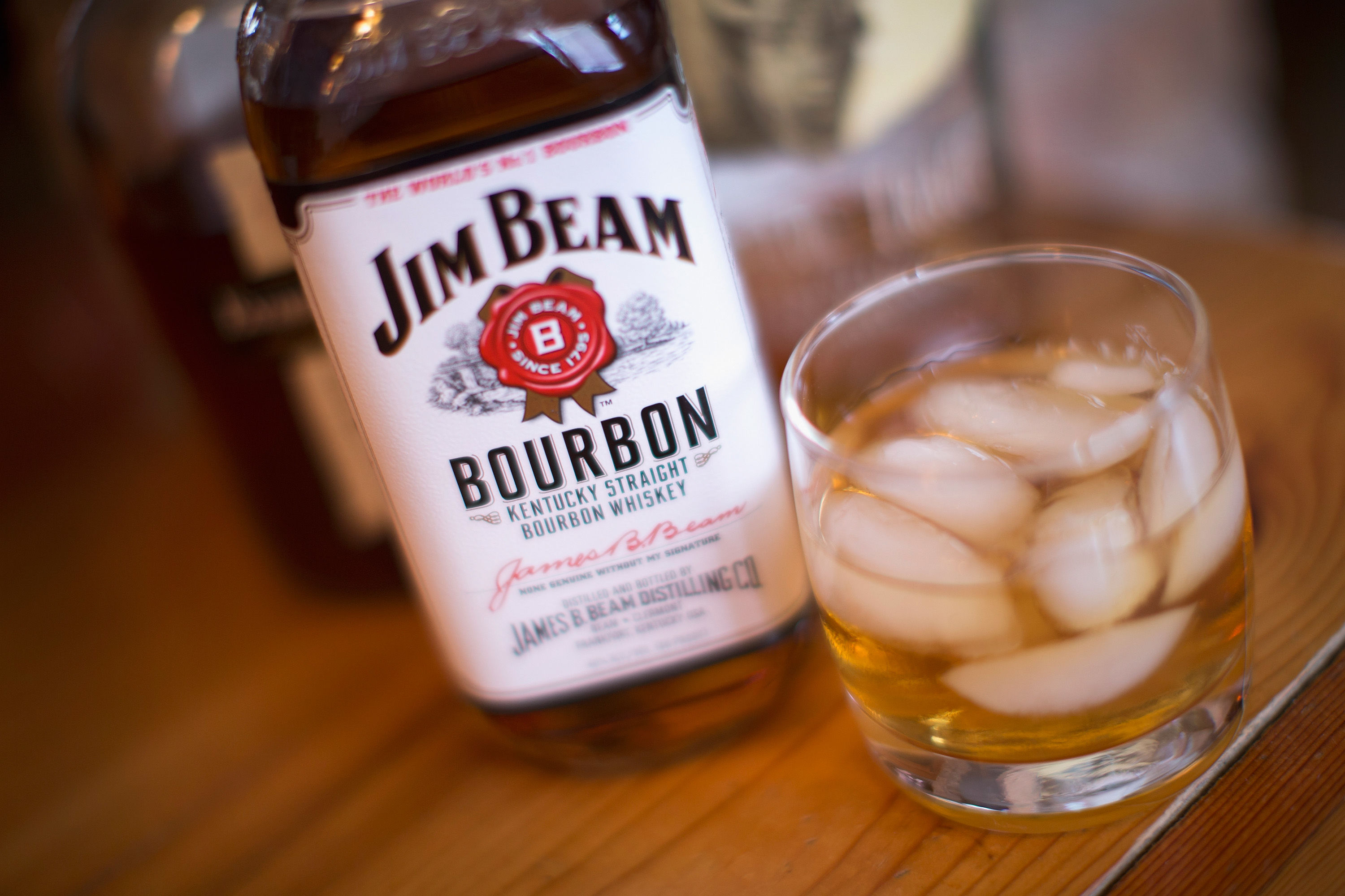 A Jim Beam Warehouse Fire Could Destroy 45,000 Barrels of Bourbon