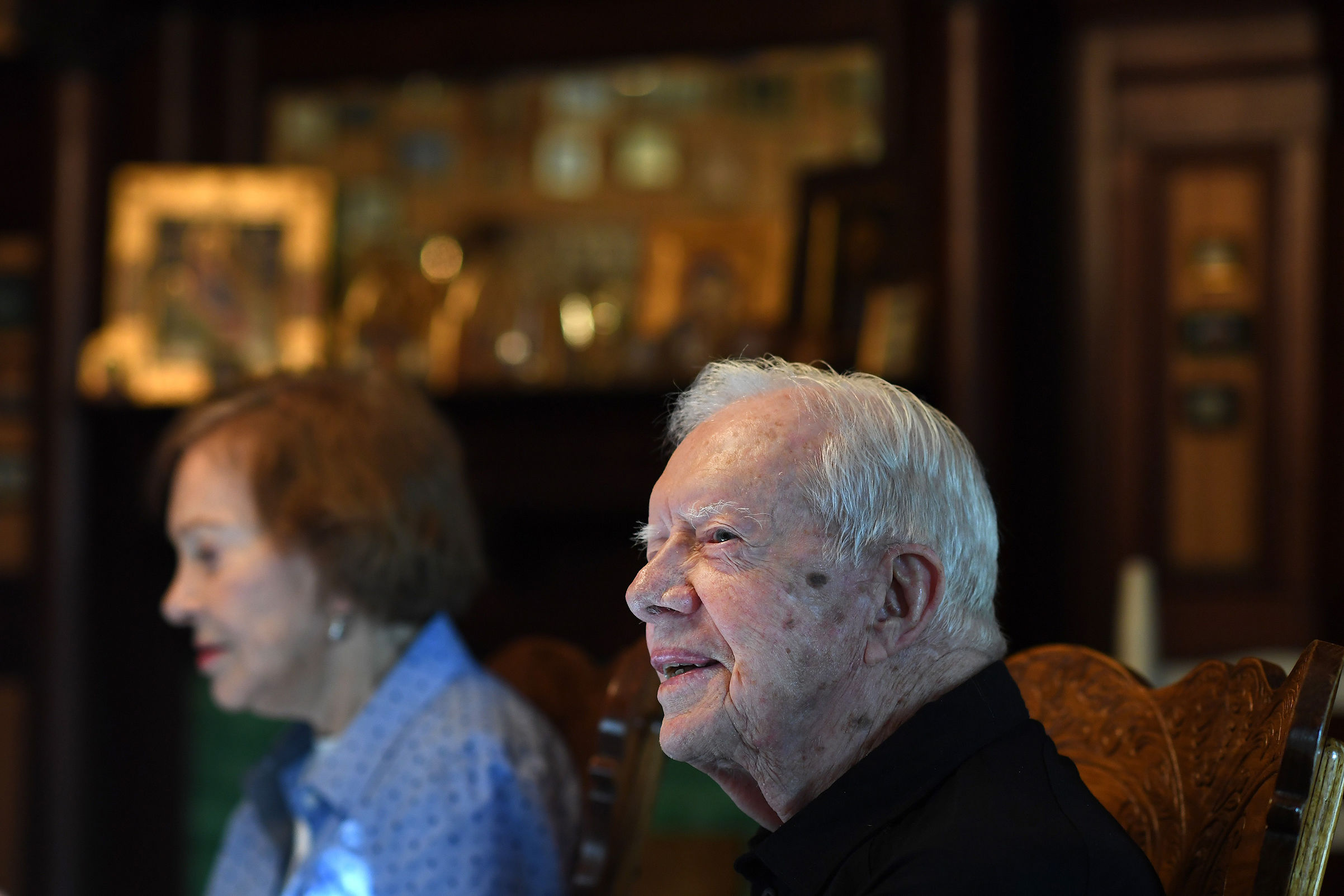 Former President Jimmy Carter Is Still Building His Legacy, One Home at a Time